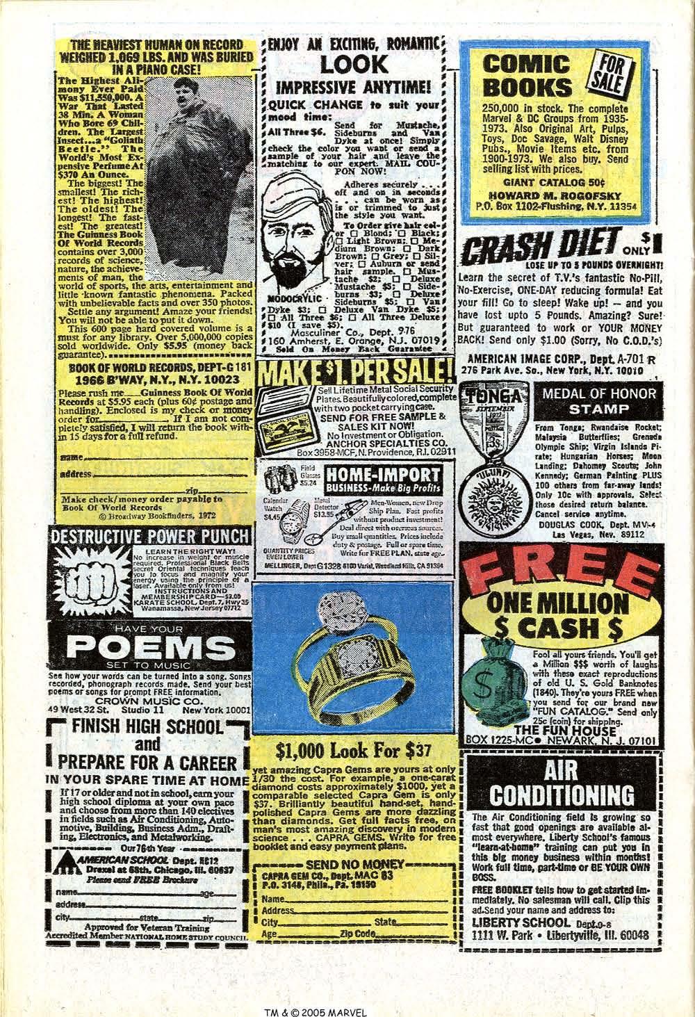 Uncanny X-Men (1963) 84 Page 21