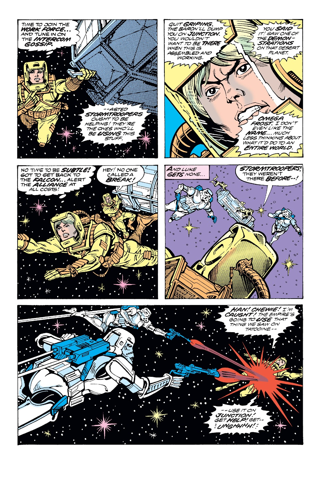 Read online Star Wars Legends: The Original Marvel Years - Epic Collection comic -  Issue # TPB 2 (Part 2) - 75