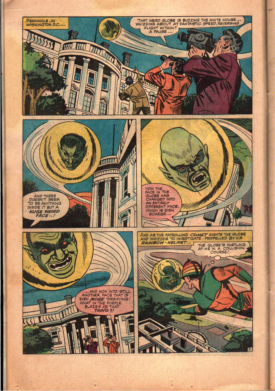 The Mighty Crusaders (1965) Issue #6 #6 - English 11