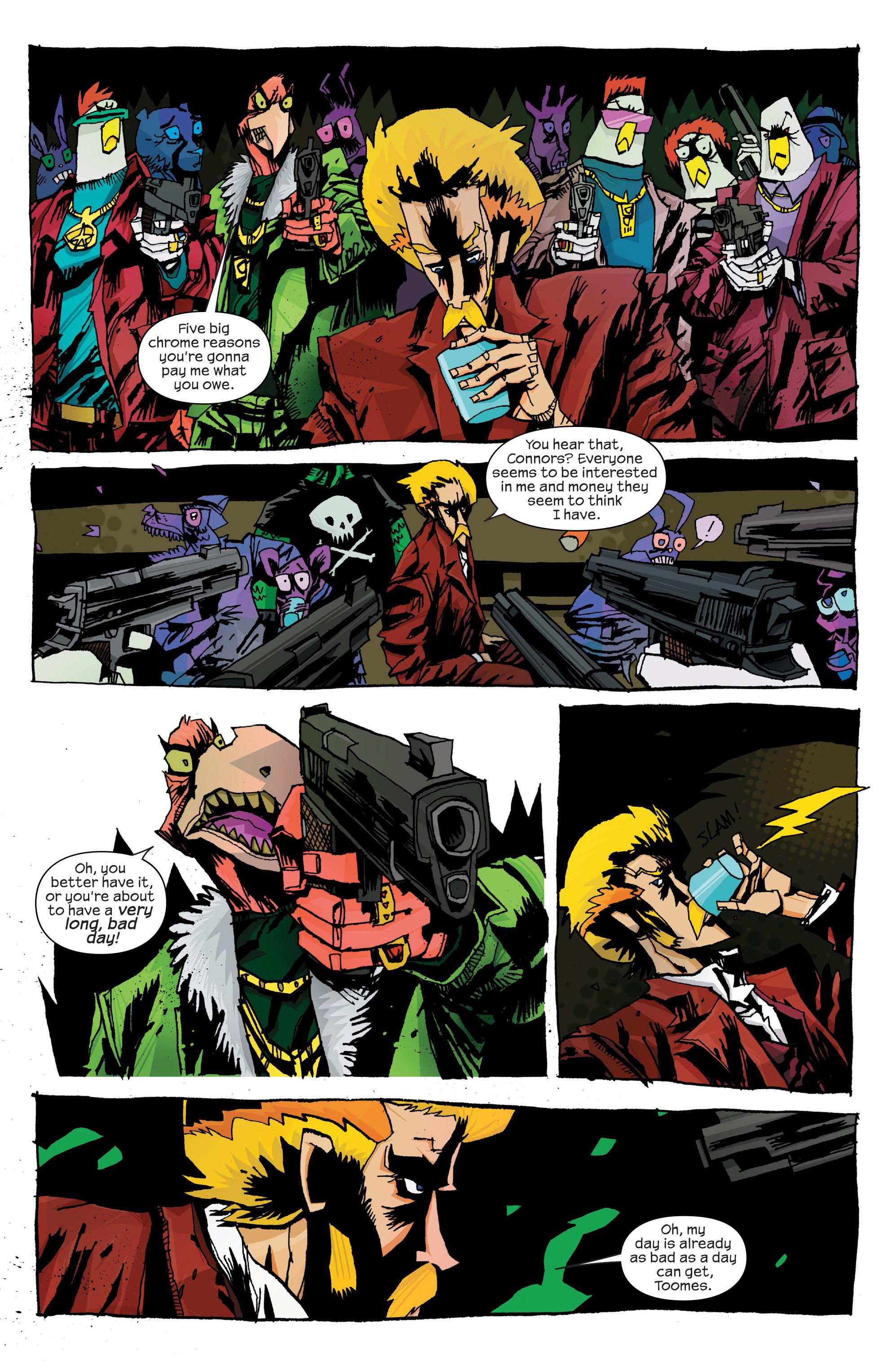 Read online Secret Wars Journal/Battleworld comic -  Issue # TPB - 213