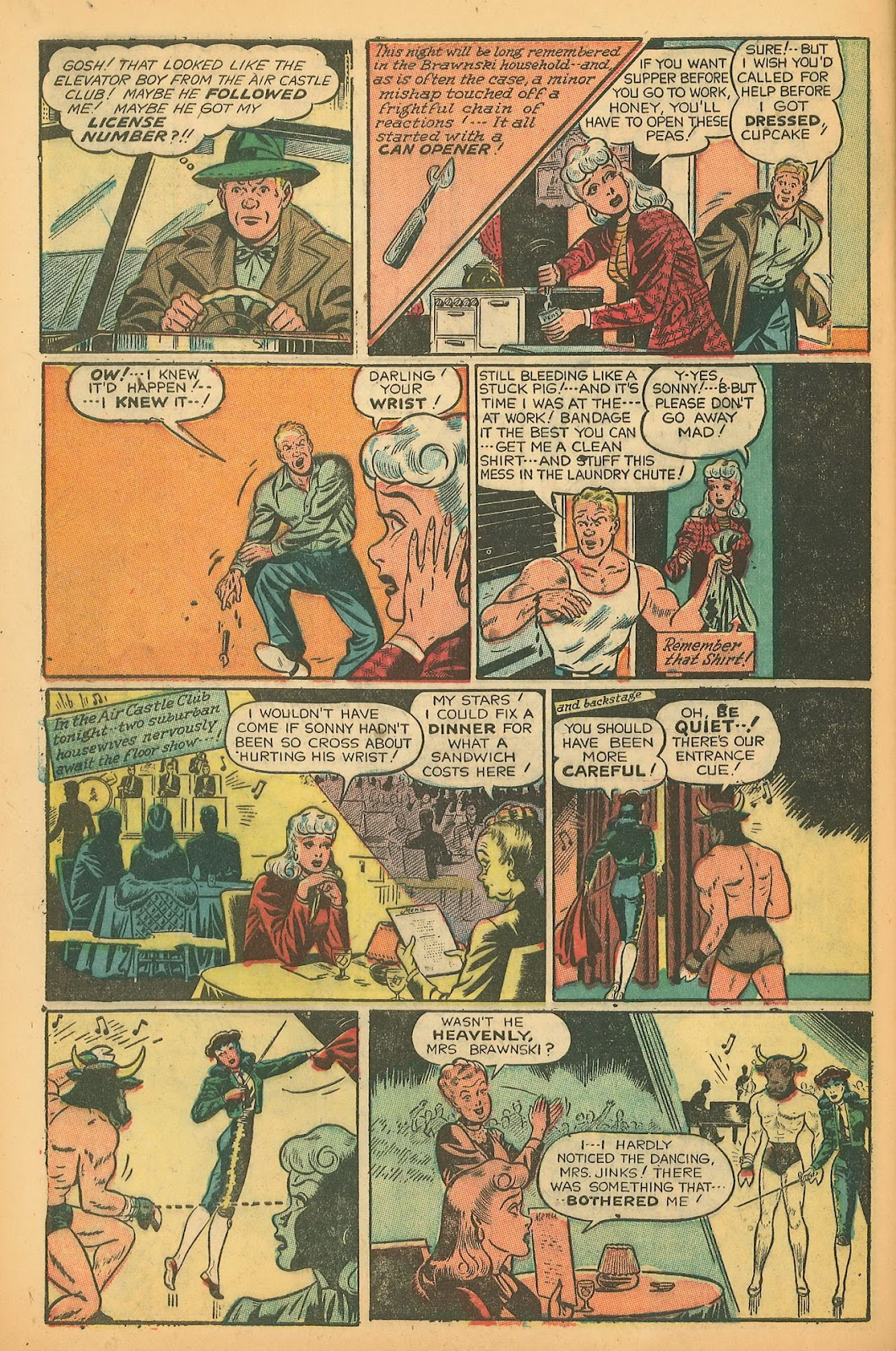 Read online Famous Funnies comic -  Issue #199 - 28