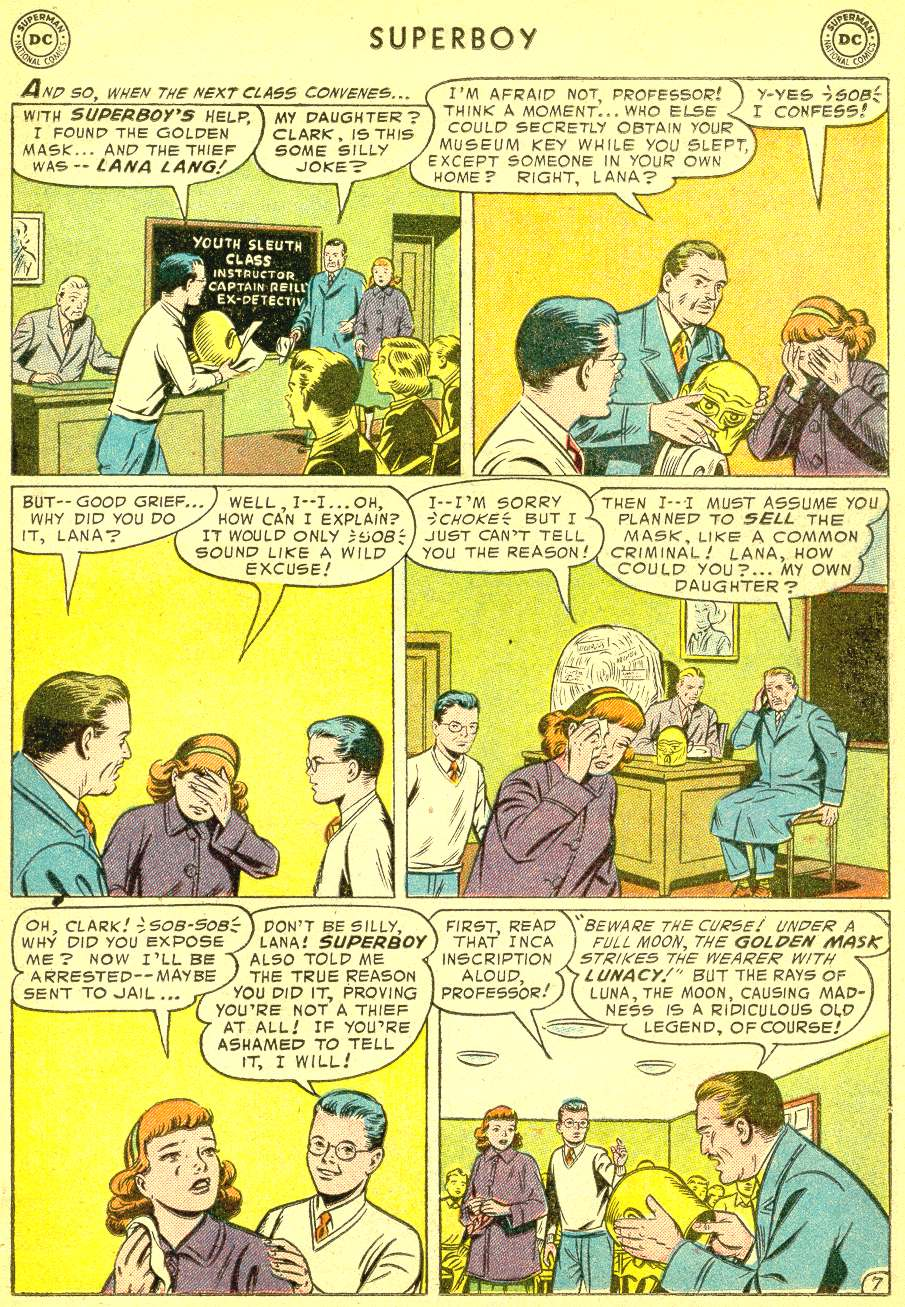 Superboy (1949) issue 41 - Page 18