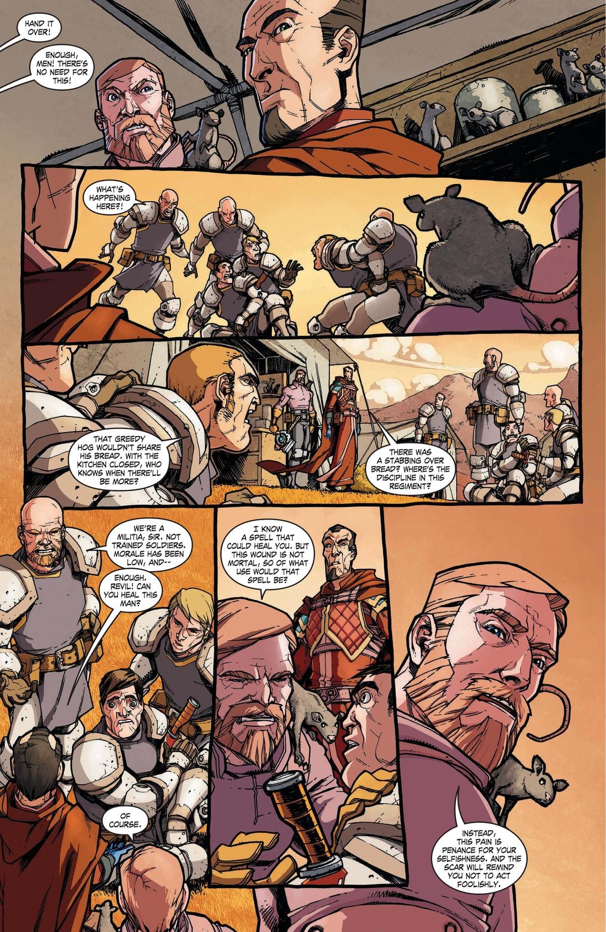 Read online World of Warcraft: Dark Riders comic -  Issue # Full - 26