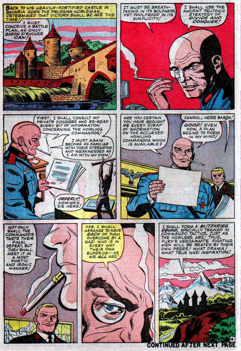 Read online Sgt. Fury comic -  Issue #14 - 6