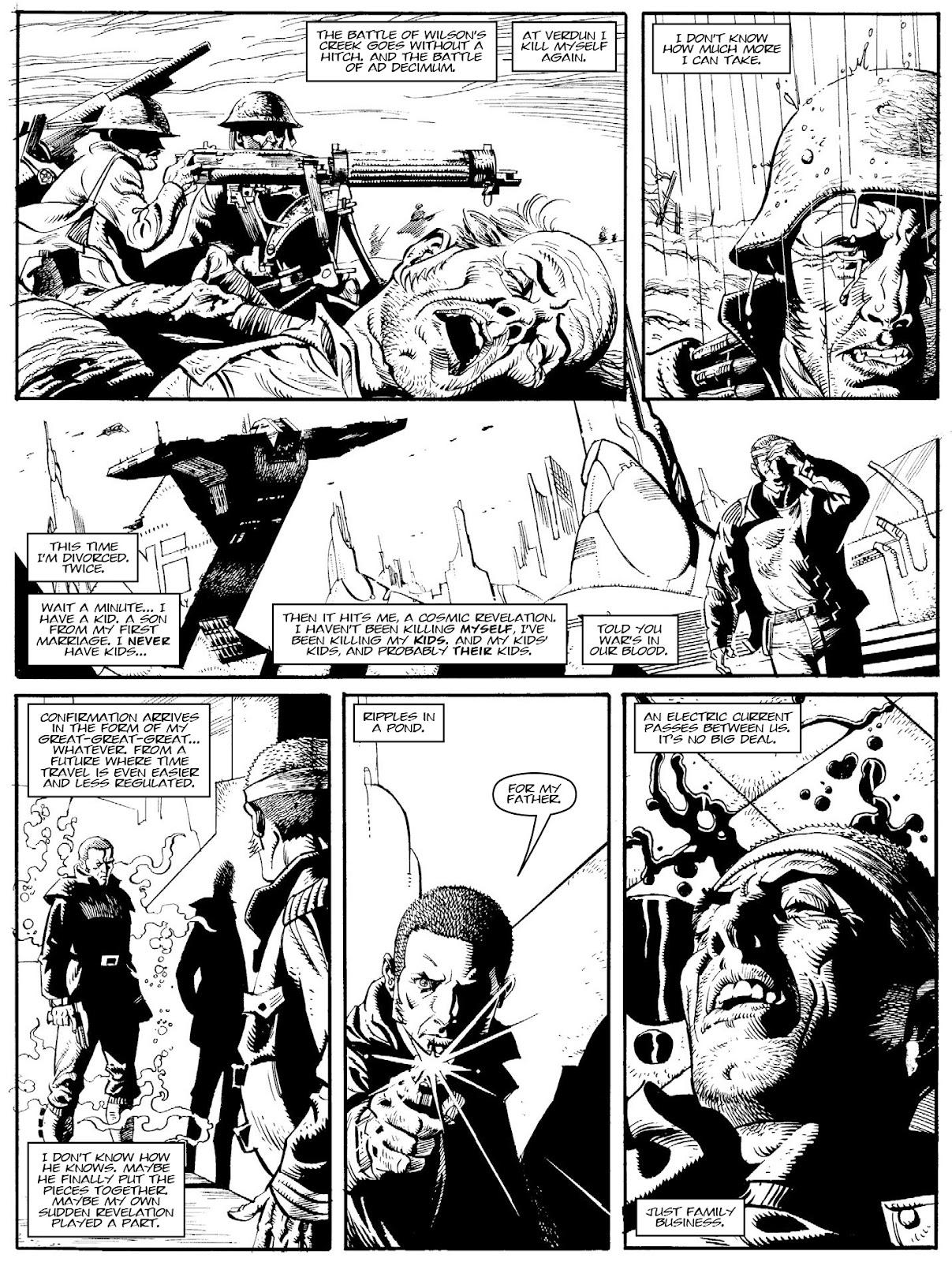 Judge Dredd Megazine (Vol. 5) issue 427 - Page 113