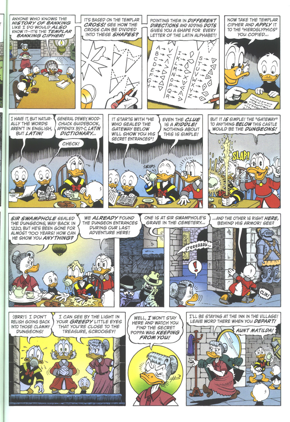 Read online Uncle Scrooge (1953) comic -  Issue #342 - 25