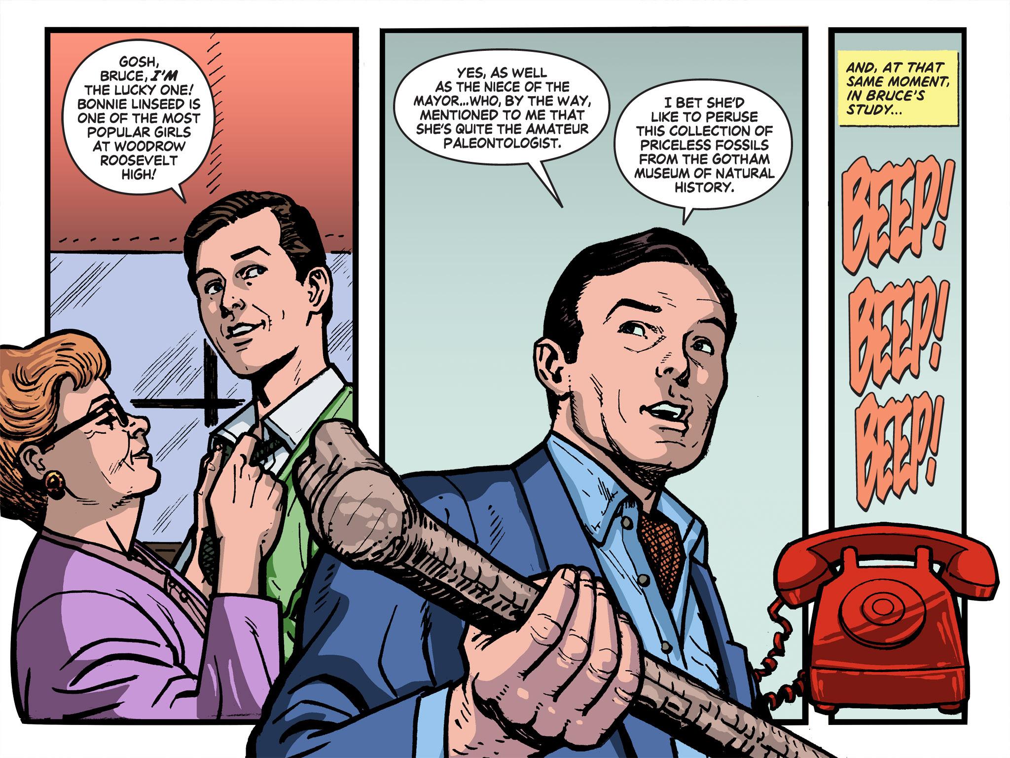 Read online Batman '66 Meets the Green Hornet [II] comic -  Issue #1 - 11