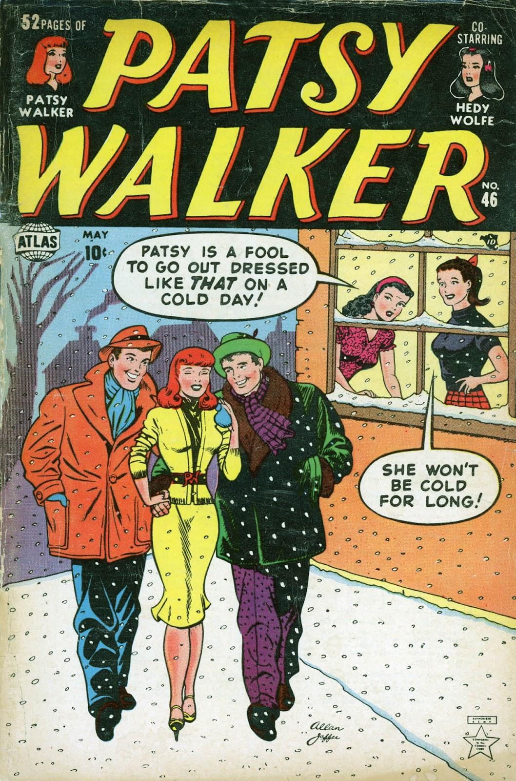 Patsy Walker 46 Page 1