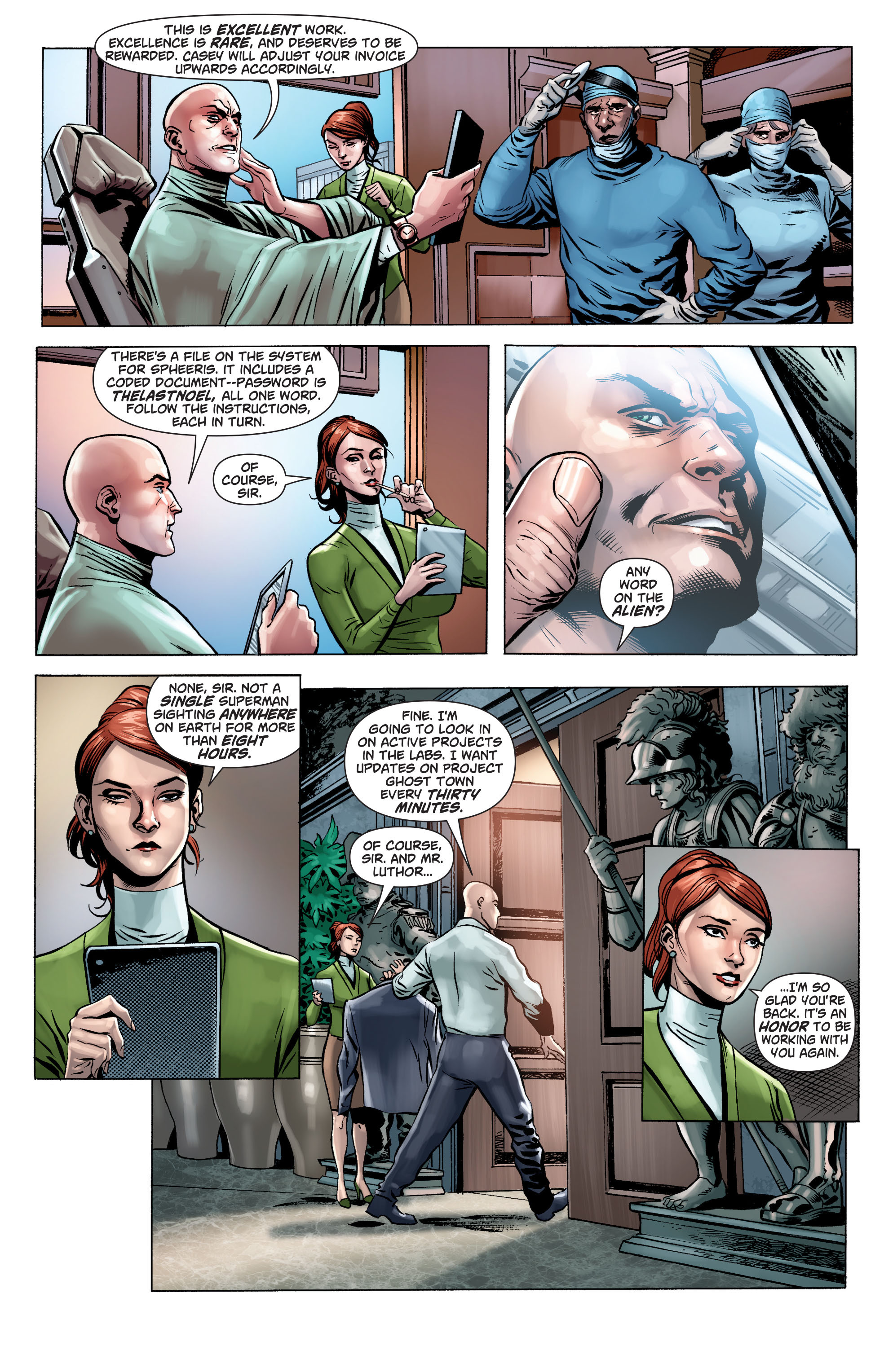 Read online Action Comics (2011) comic -  Issue #23.3 - 7
