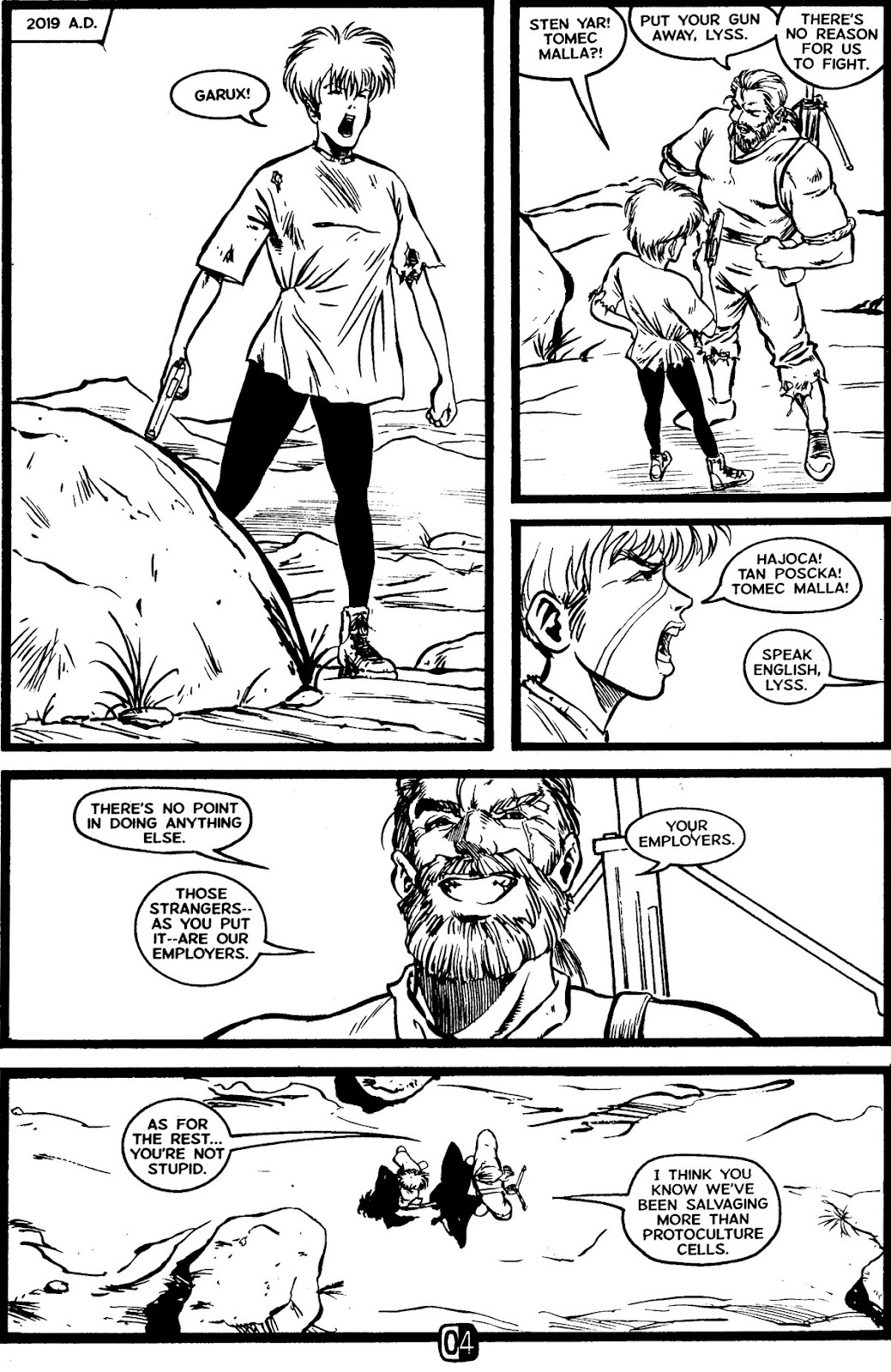 Robotech MechAngel issue 1 - Page 6