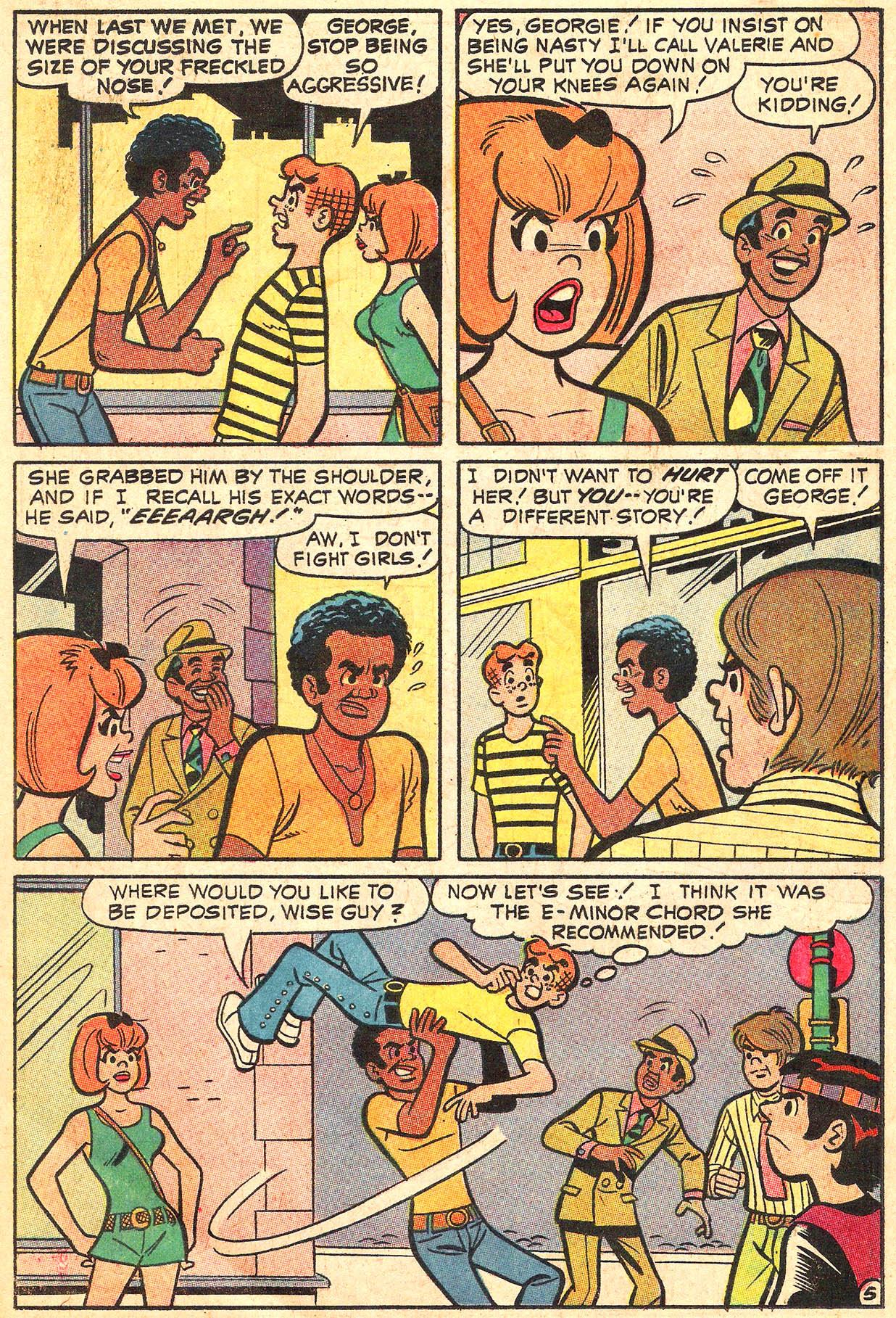 Read online She's Josie comic -  Issue #59 - 26