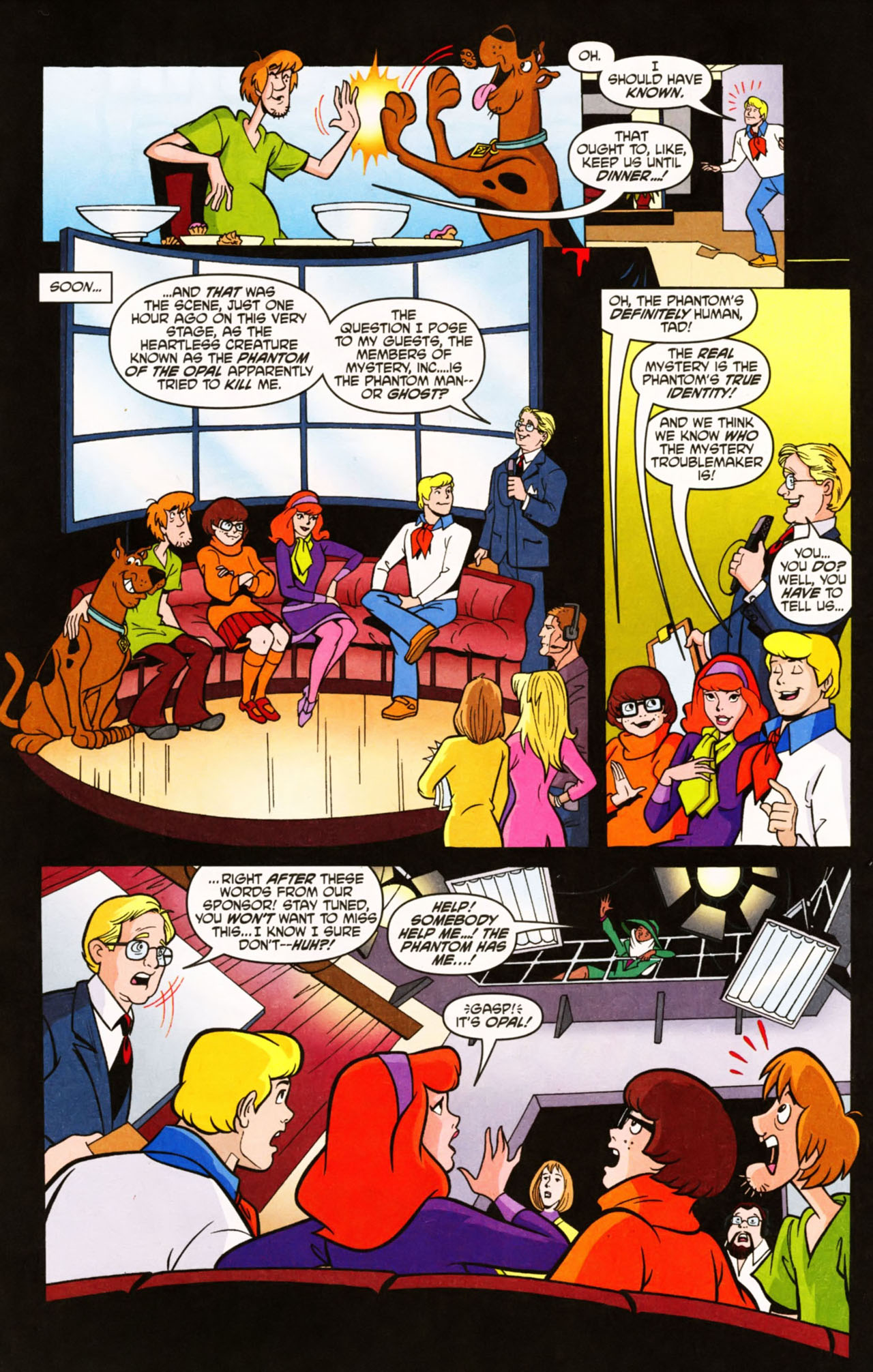 Read online Scooby-Doo (1997) comic -  Issue #153 - 9