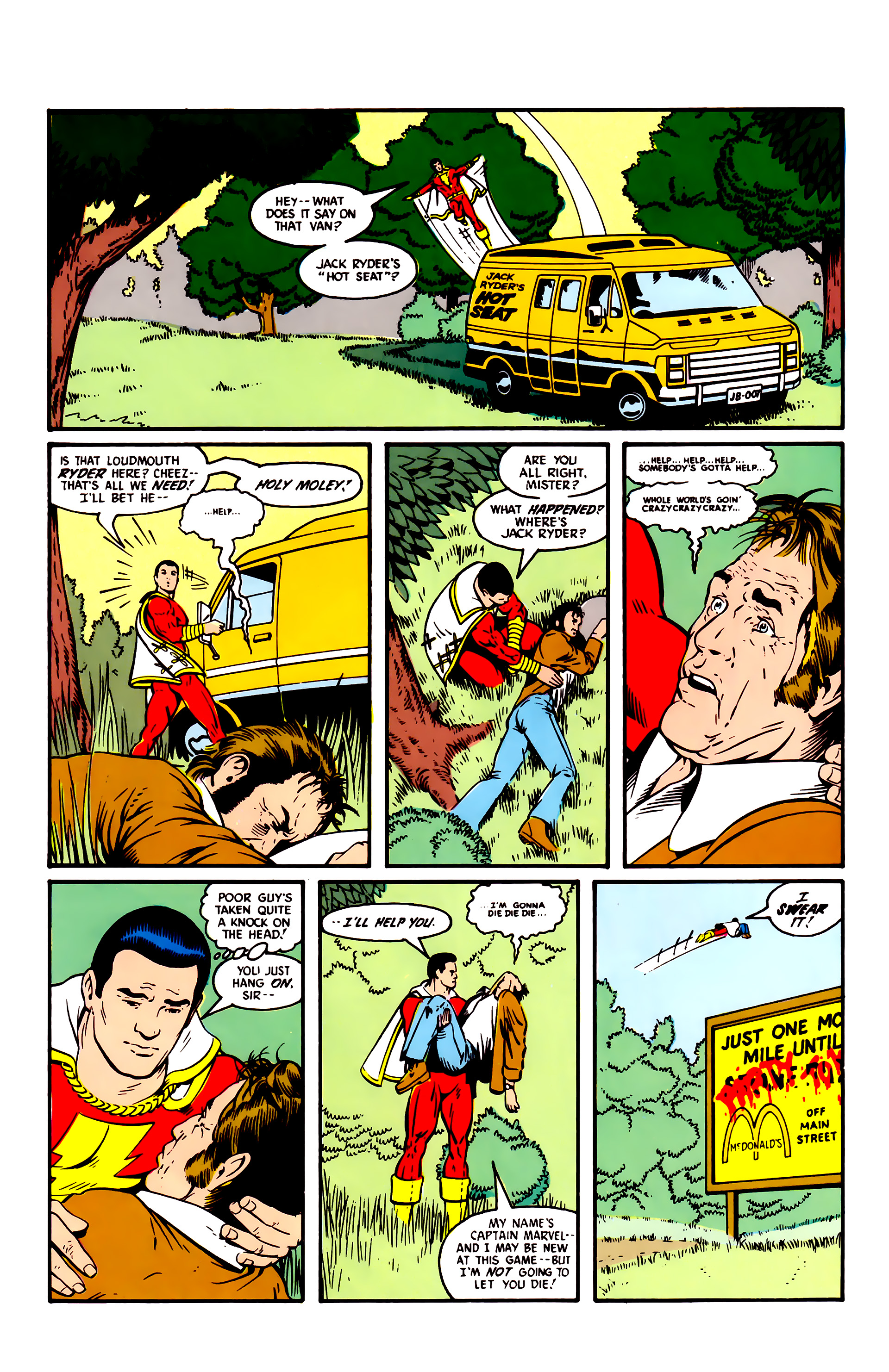 Read online Justice League (1987) comic -  Issue #5 - 19