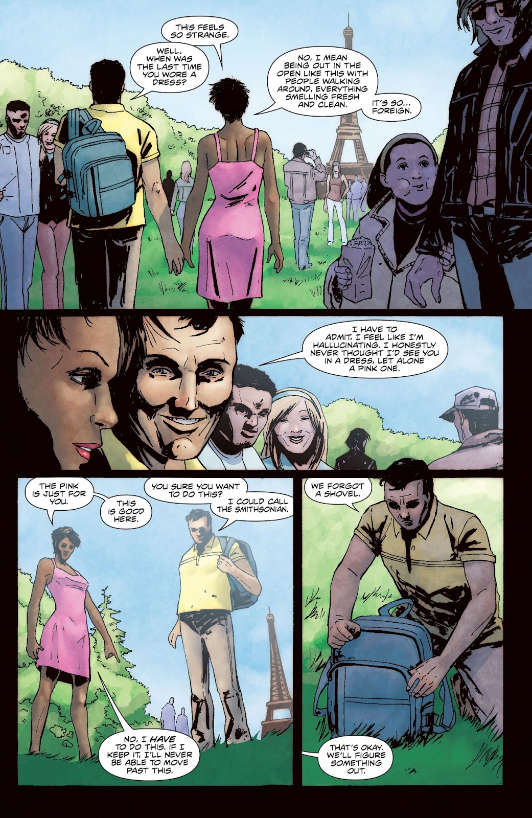 28 Days Later issue 24 - Page 17