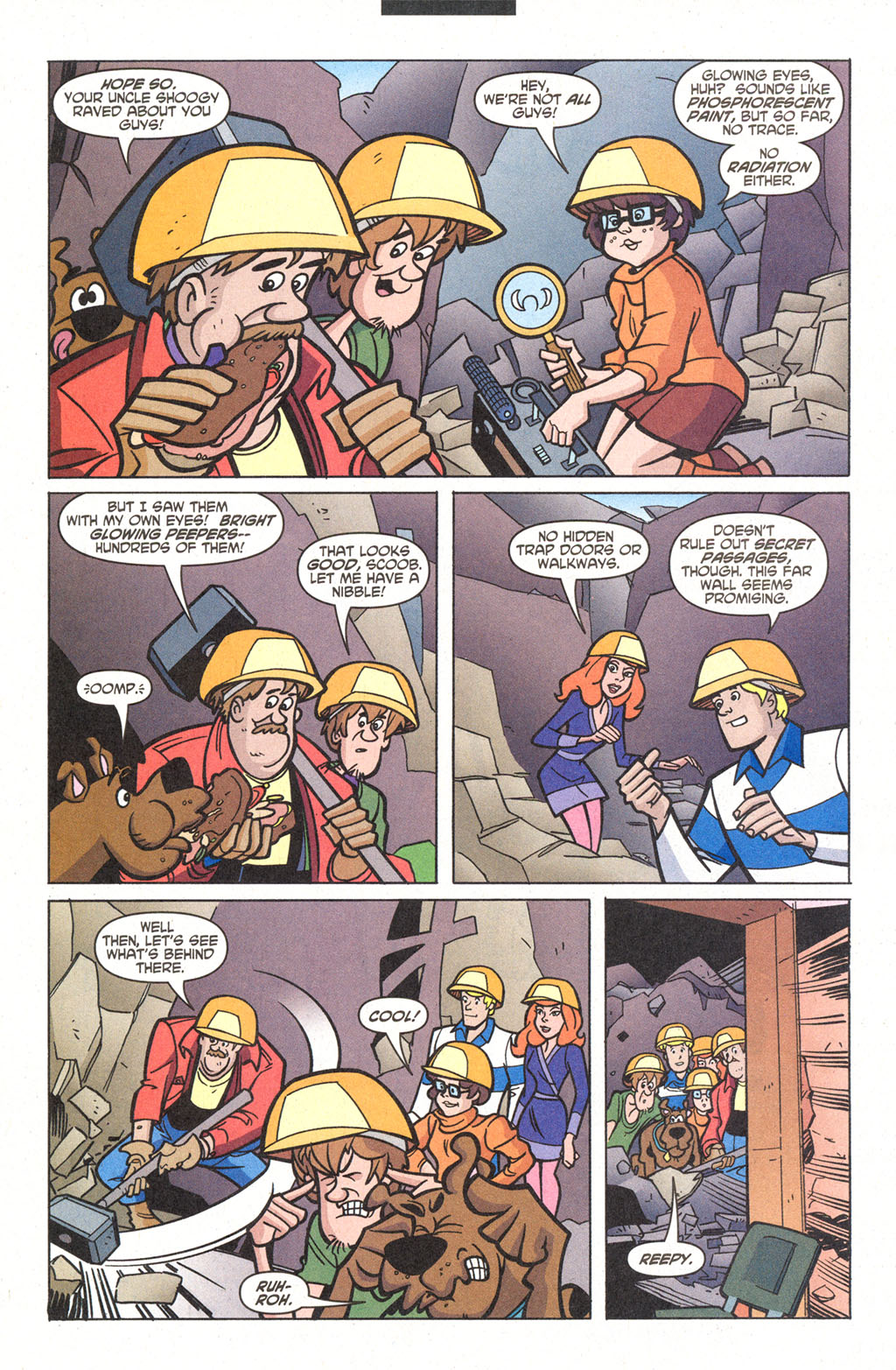 Read online Scooby-Doo (1997) comic -  Issue #97 - 3