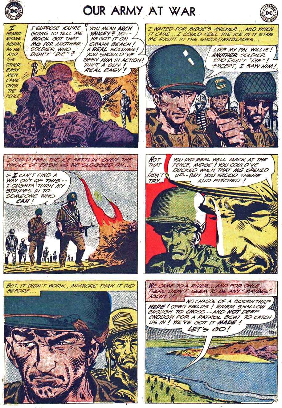 Our Army at War (1952) issue 98 - Page 30