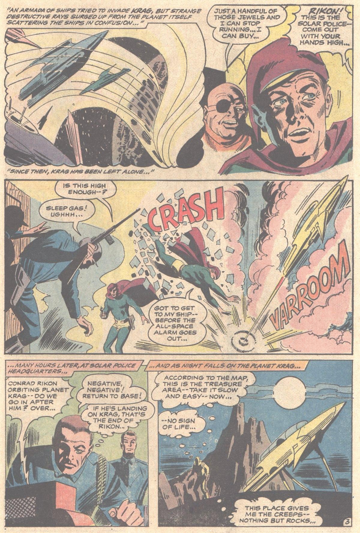 Read online Adventure Comics (1938) comic -  Issue #420 - 31