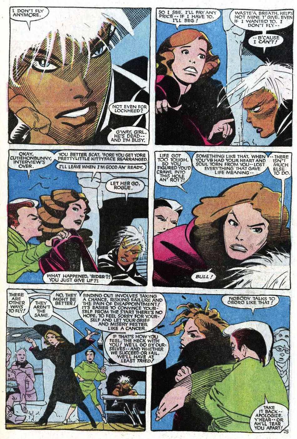 Read online Uncanny X-Men (1963) comic -  Issue # _Annual 8 - 30