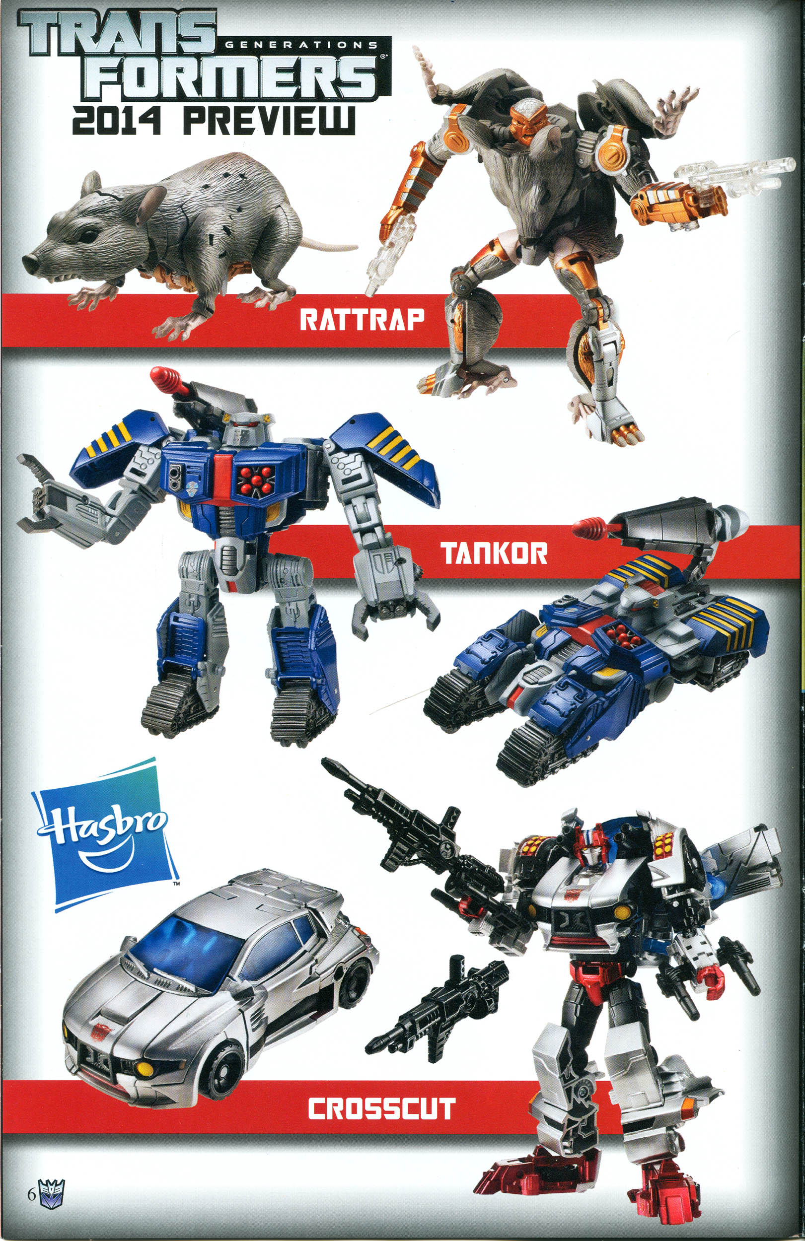 Read online Transformers: Collectors' Club comic -  Issue #54 - 6