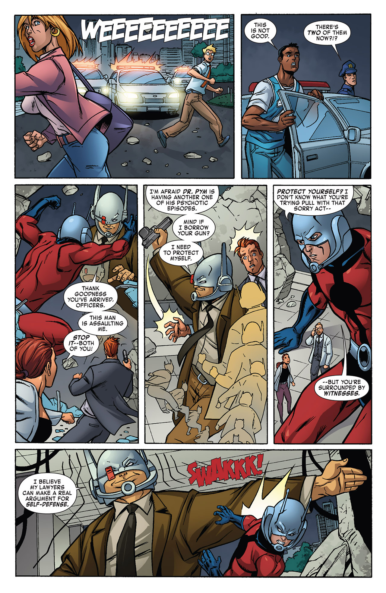 Read online Ant-Man: Season One comic -  Issue #Ant-Man: Season One Full - 92