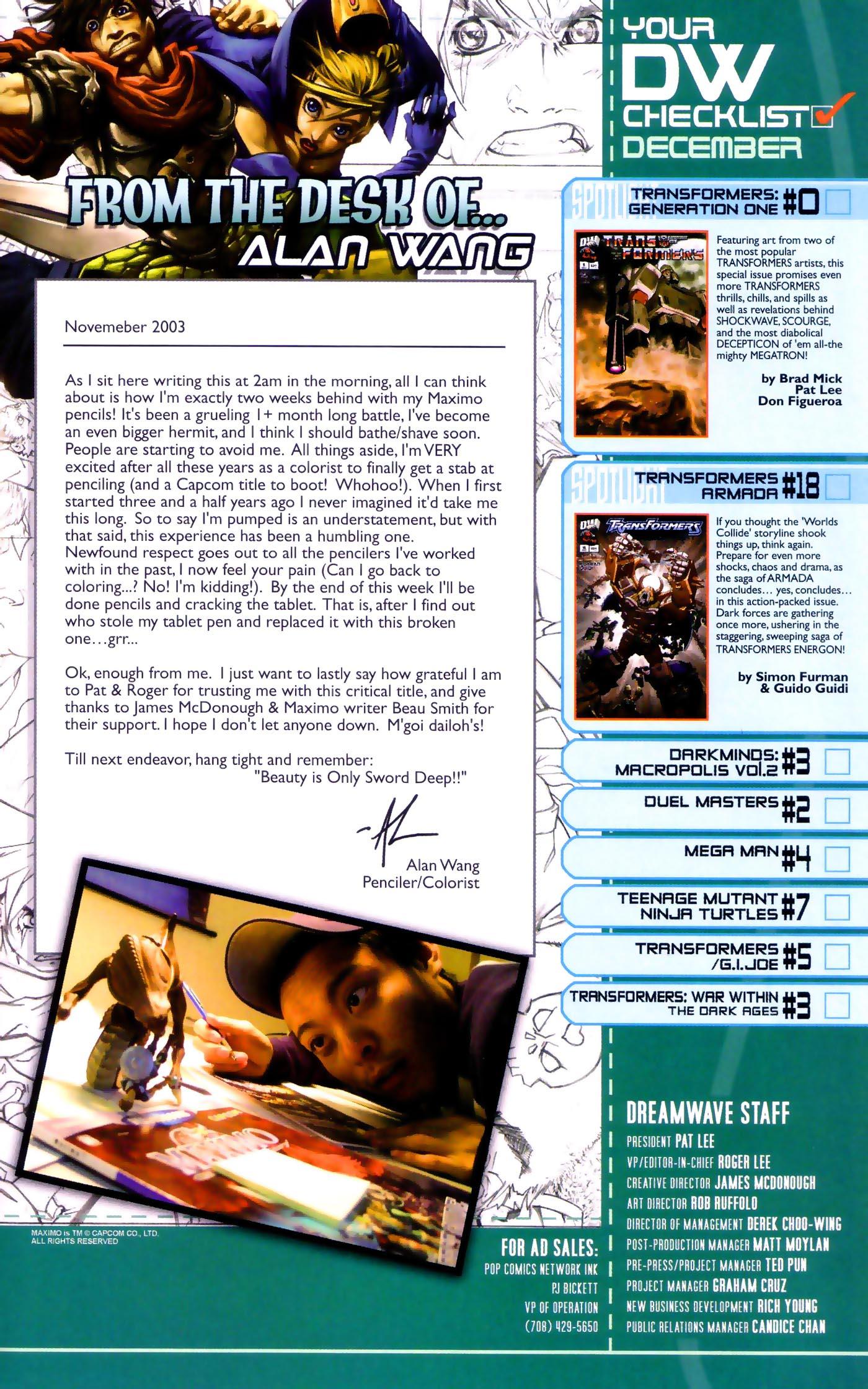 Read online Transformers/G.I. Joe comic -  Issue #4 - 25