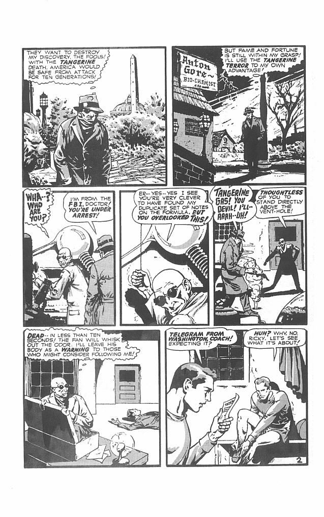 Read online Men of Mystery Comics comic -  Issue #24 - 46