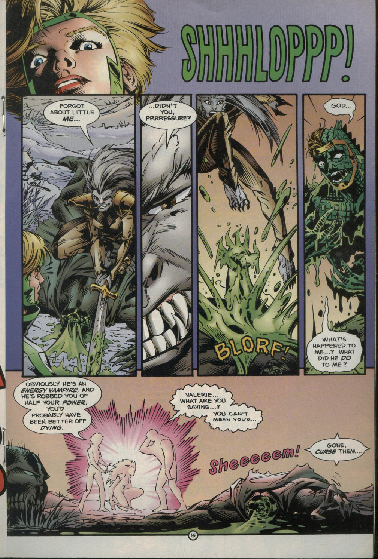Read online Godwheel comic -  Issue #2 - 18