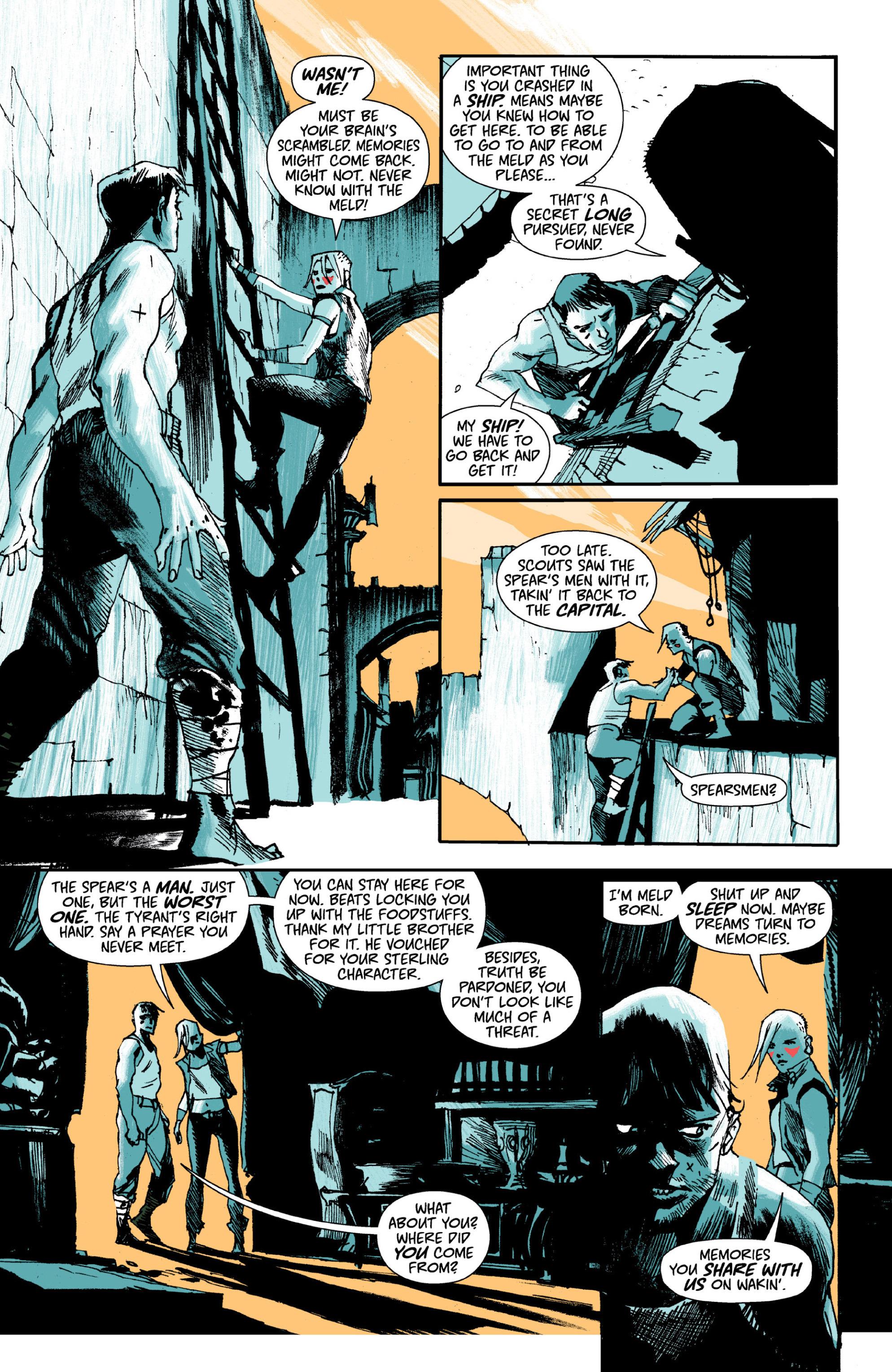 Read online Ei8ht comic -  Issue # TPB - 38