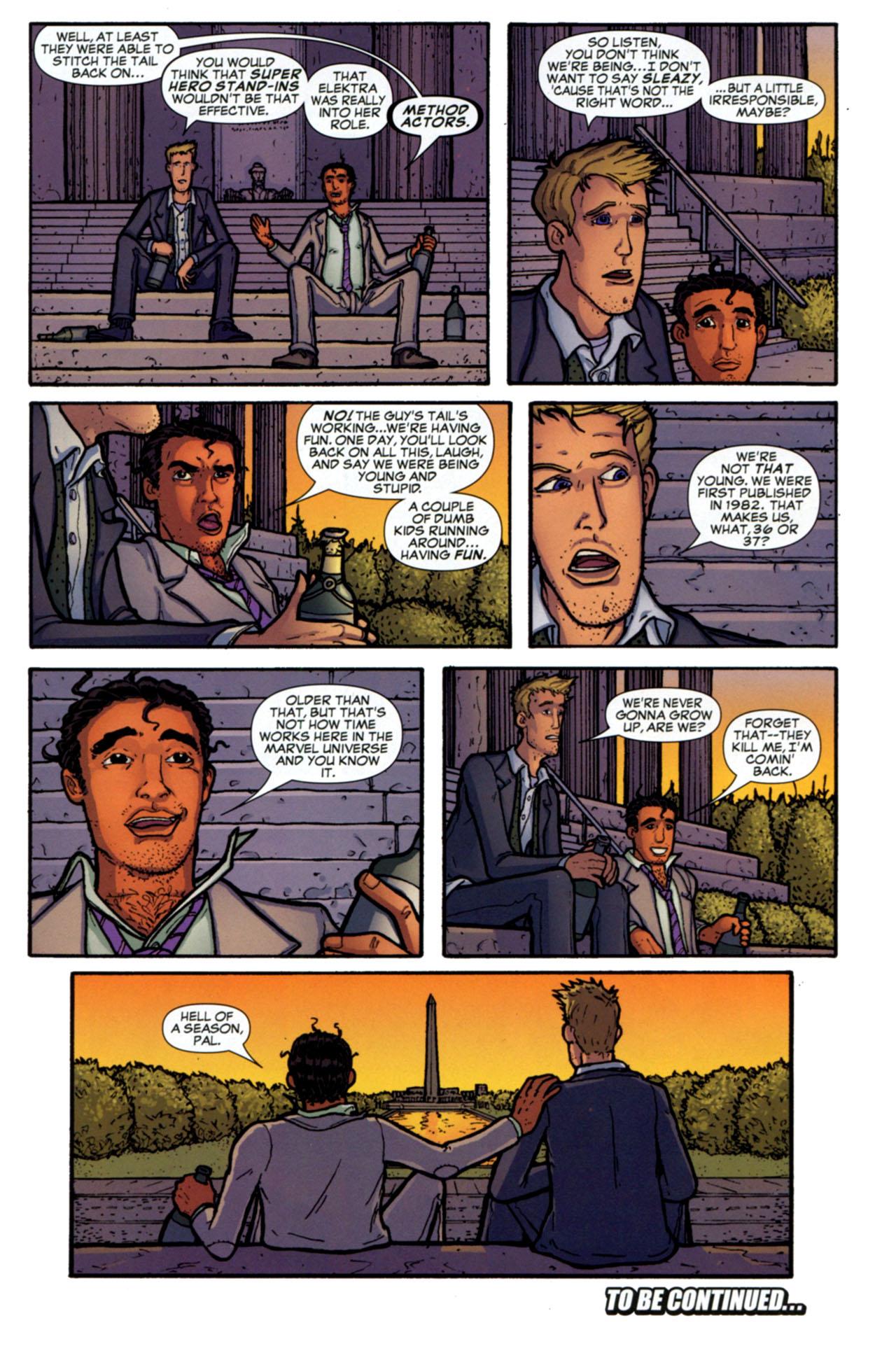Read online Astonishing Tales (2009) comic -  Issue #4 - 33