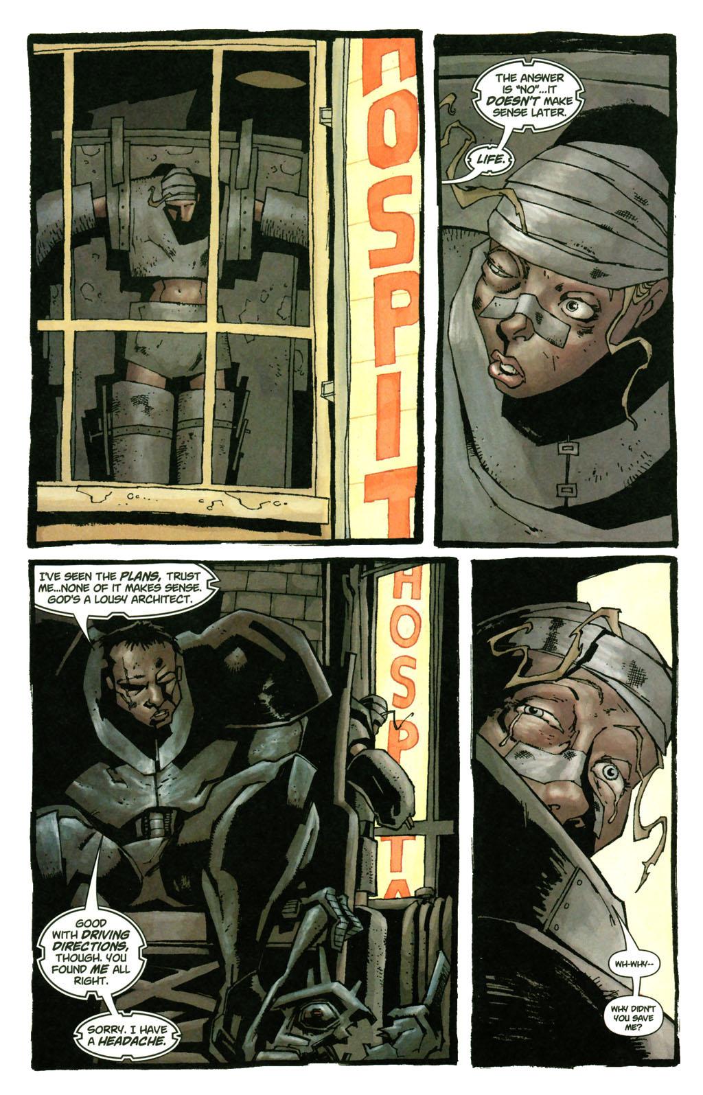 Read online Enginehead comic -  Issue #4 - 21