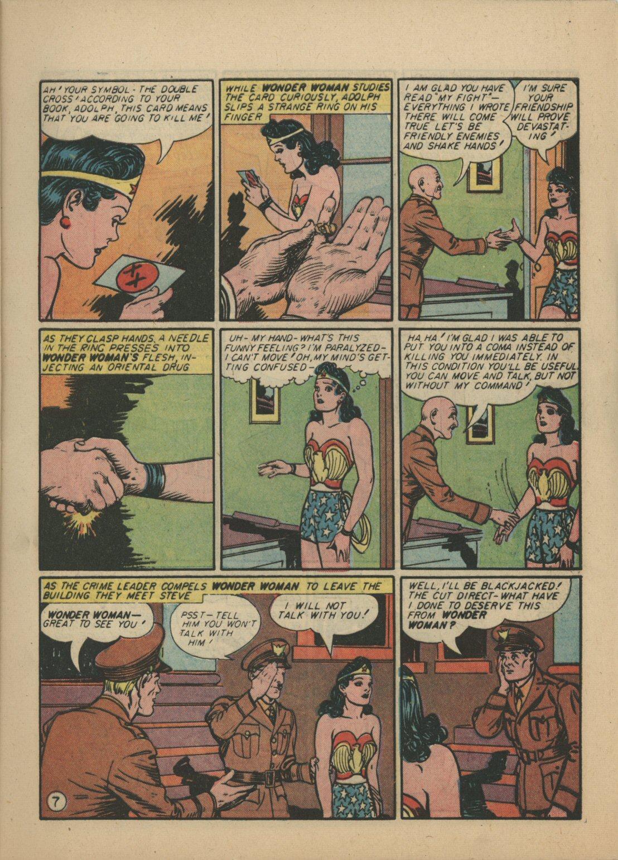 Read online Sensation (Mystery) Comics comic -  Issue #21 - 8