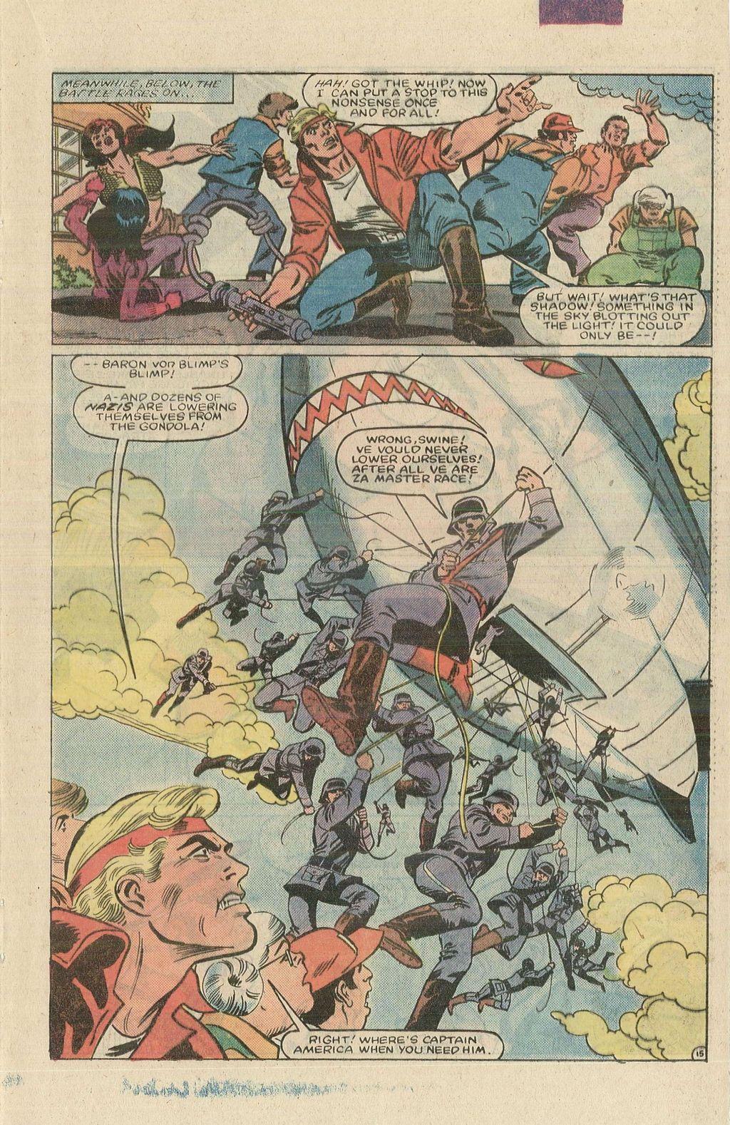 Read online U.S. 1 comic -  Issue #9 - 21