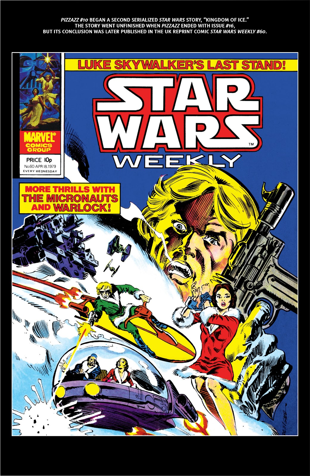 Read online Star Wars Legends: The Original Marvel Years - Epic Collection comic -  Issue # TPB 1 (Part 5) - 49