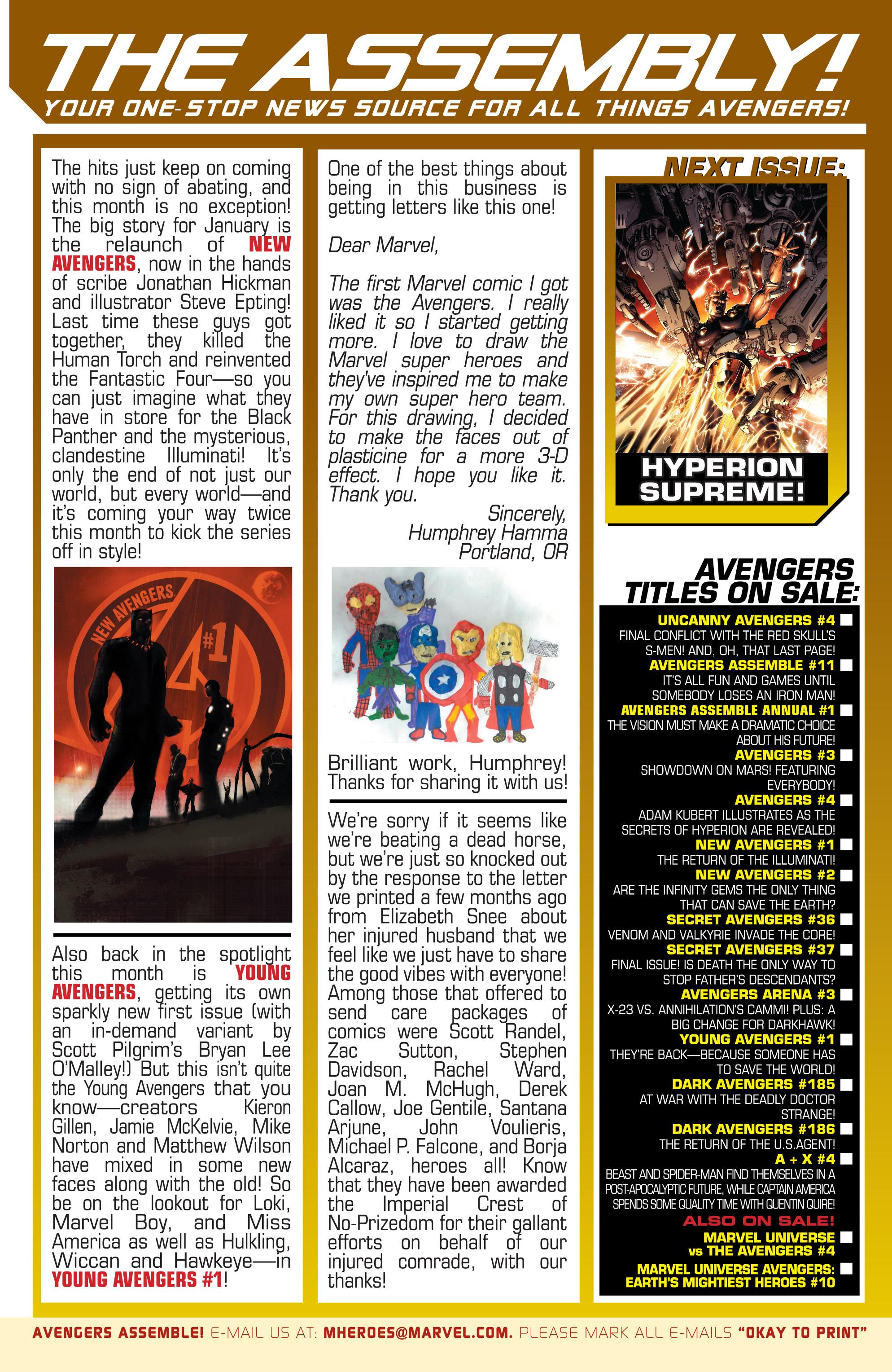 Read online Avengers (2013) comic -  Issue #Avengers (2013) _TPB 1 - 77