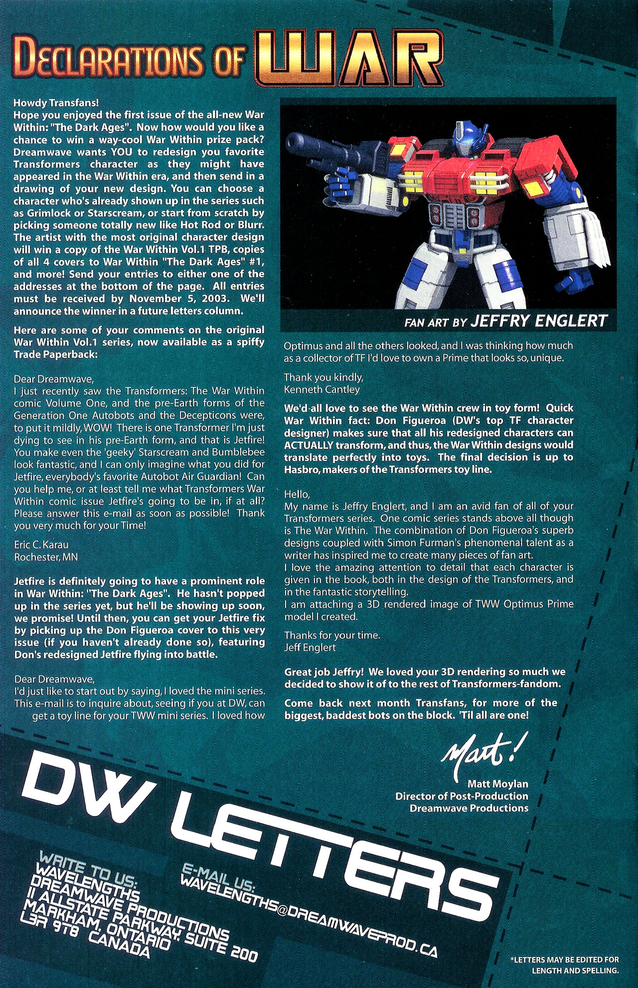 "Read online Transformers War Within: ""The Dark Ages"" comic -  Issue #1 - 28"