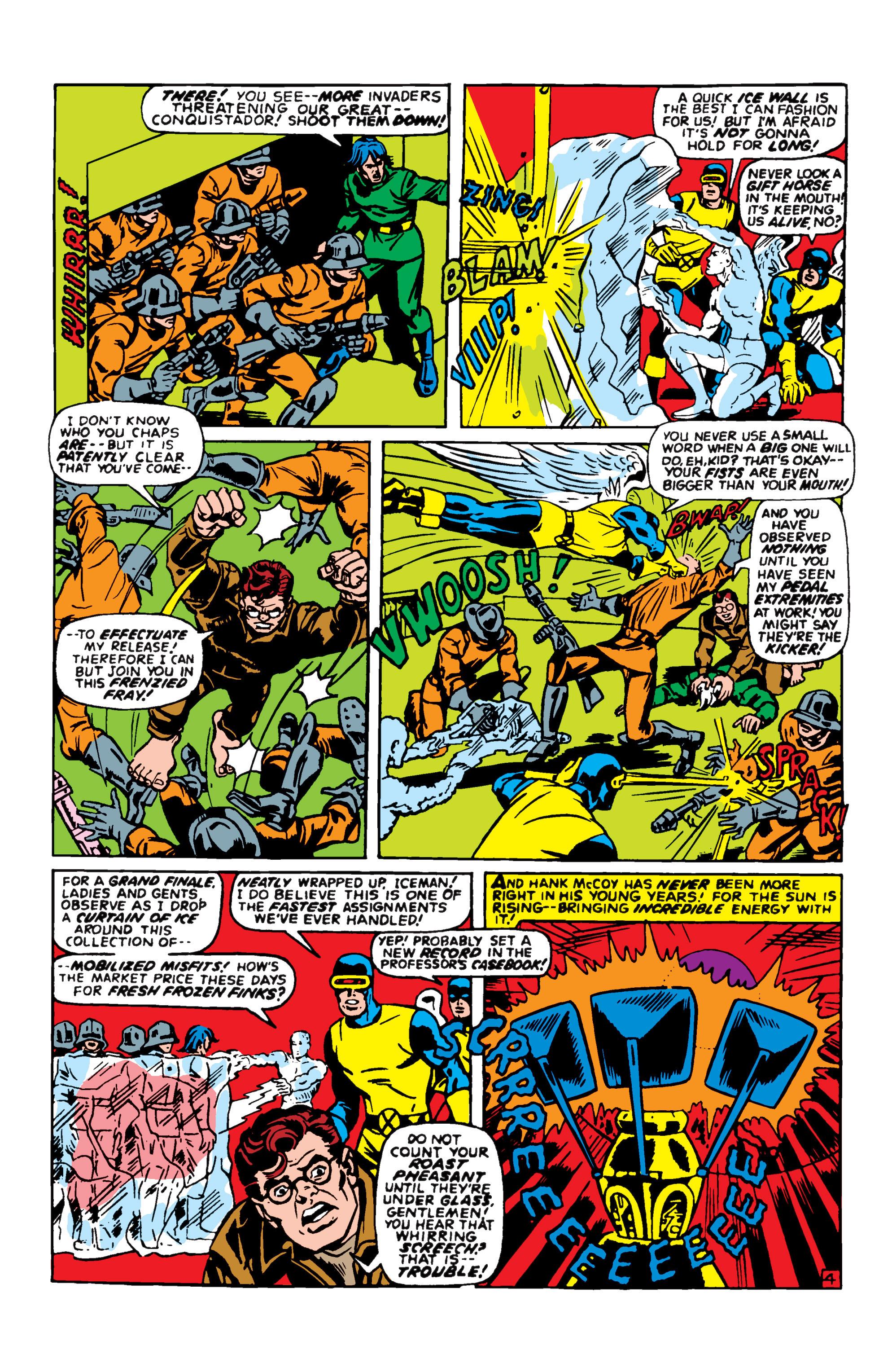 Uncanny X-Men (1963) 53 Page 19