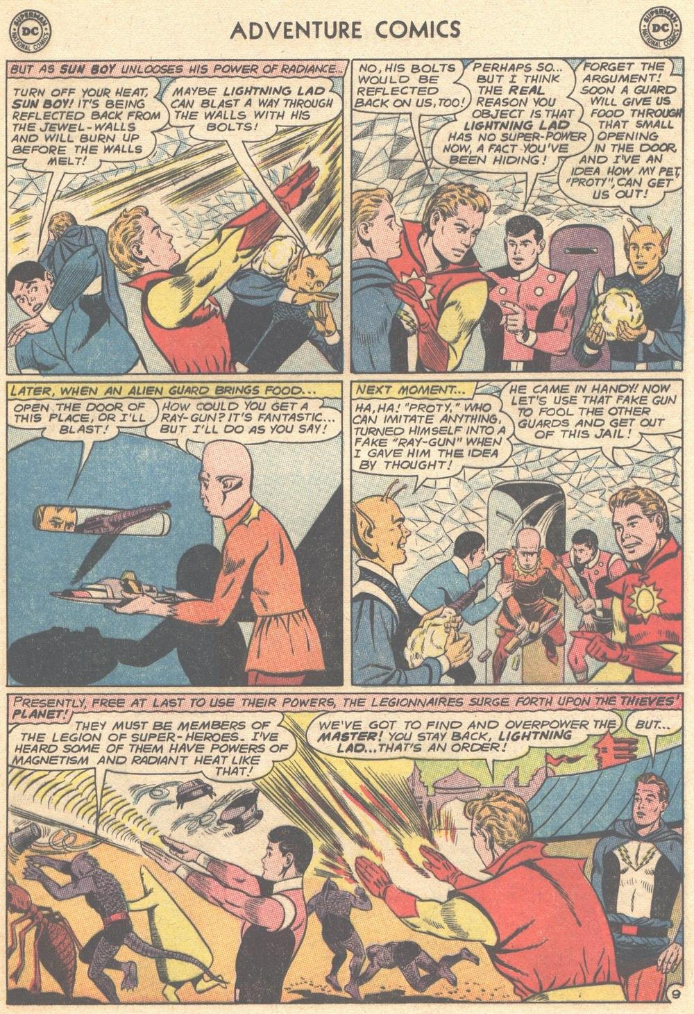 Read online Adventure Comics (1938) comic -  Issue #308 - 26