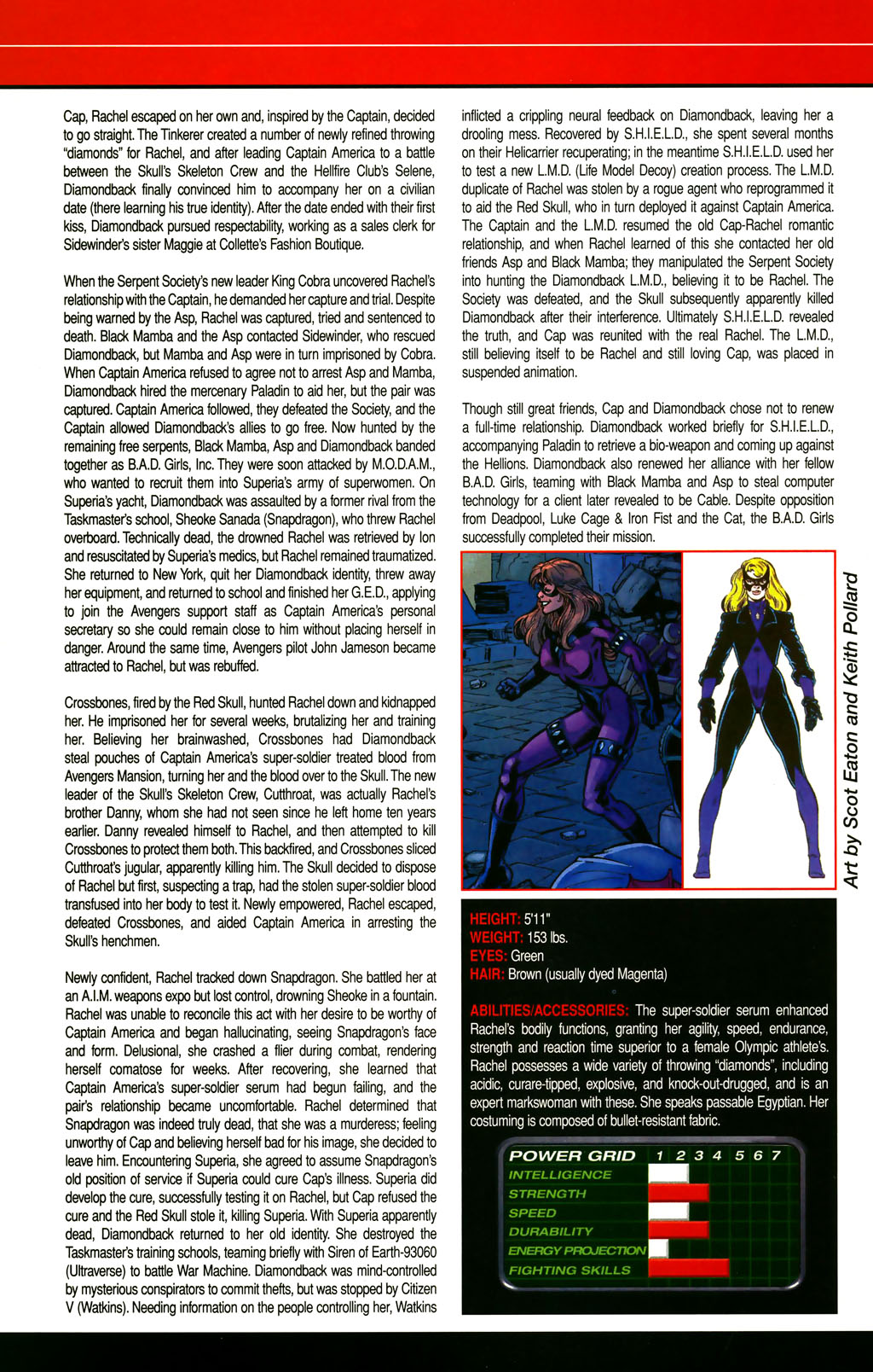 Read online All-New Official Handbook of the Marvel Universe A to Z comic -  Issue #3 - 52