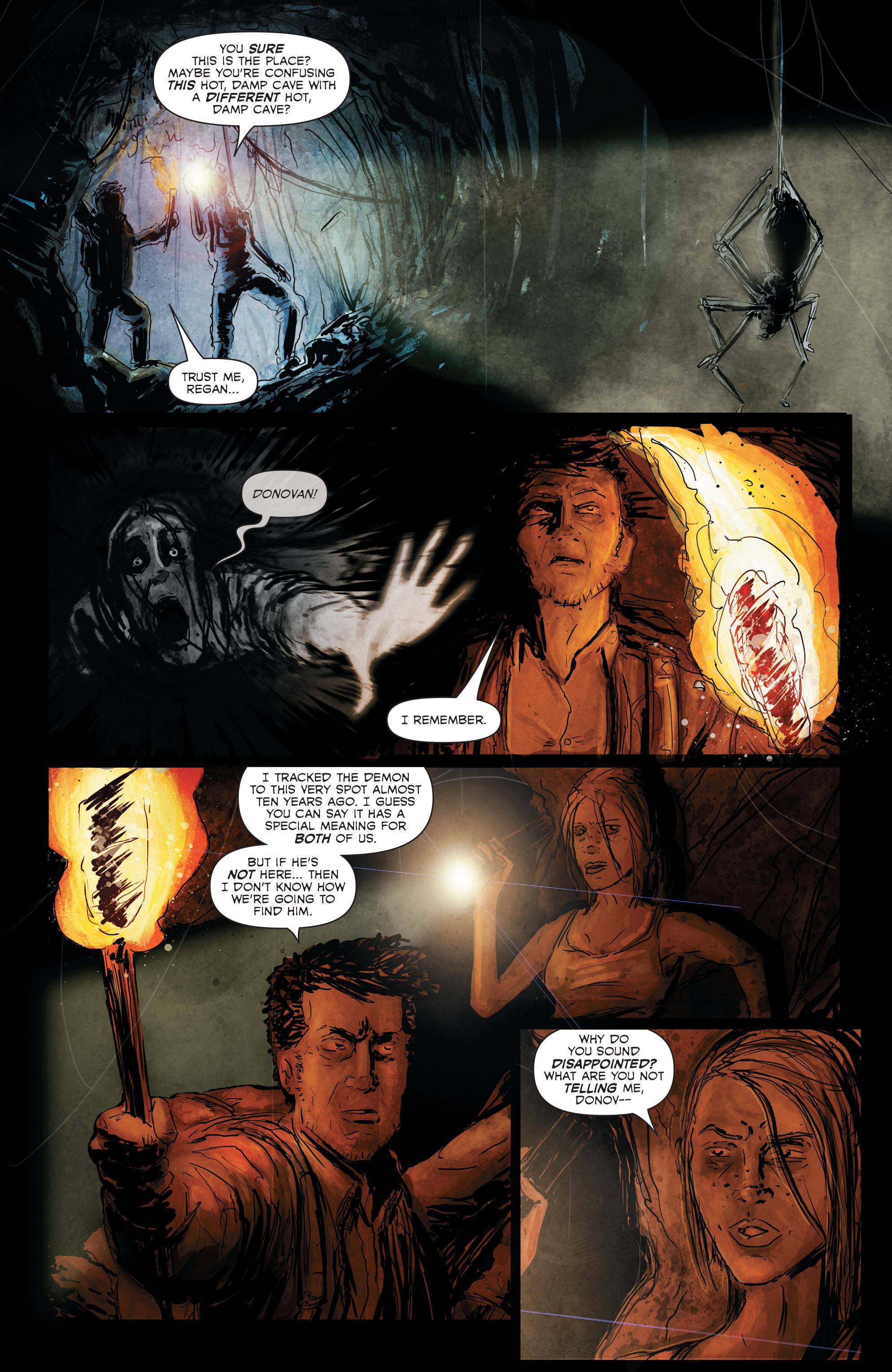 Read online Hoax Hunters (2012) comic -  Issue # TPB 3 - 35