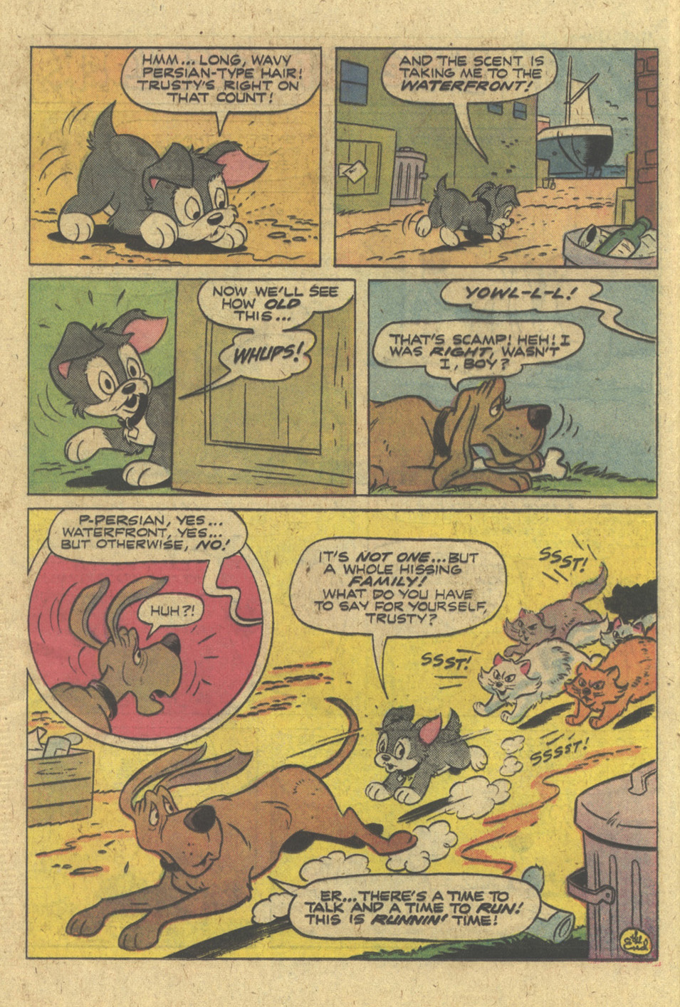 Walt Disney's Comics and Stories issue 430 - Page 14
