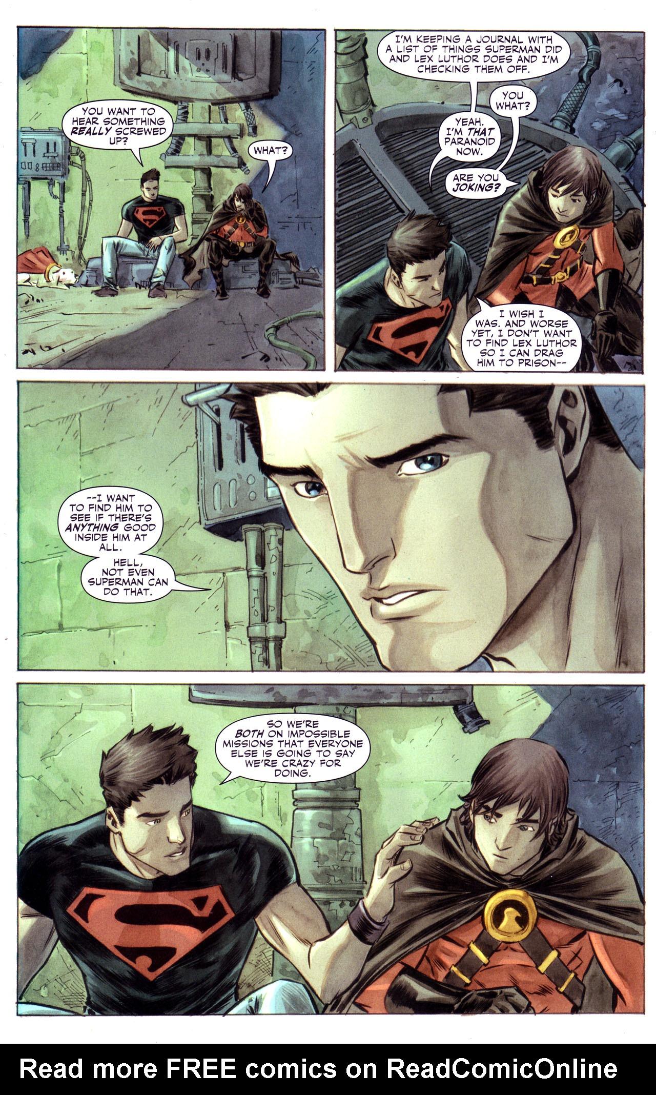 Read online Adventure Comics (2009) comic -  Issue #3 - 19
