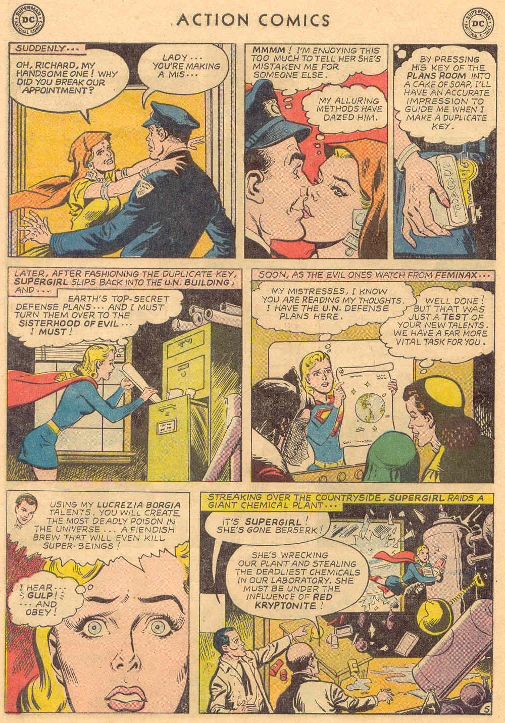 Read online Action Comics (1938) comic -  Issue #323 - 22