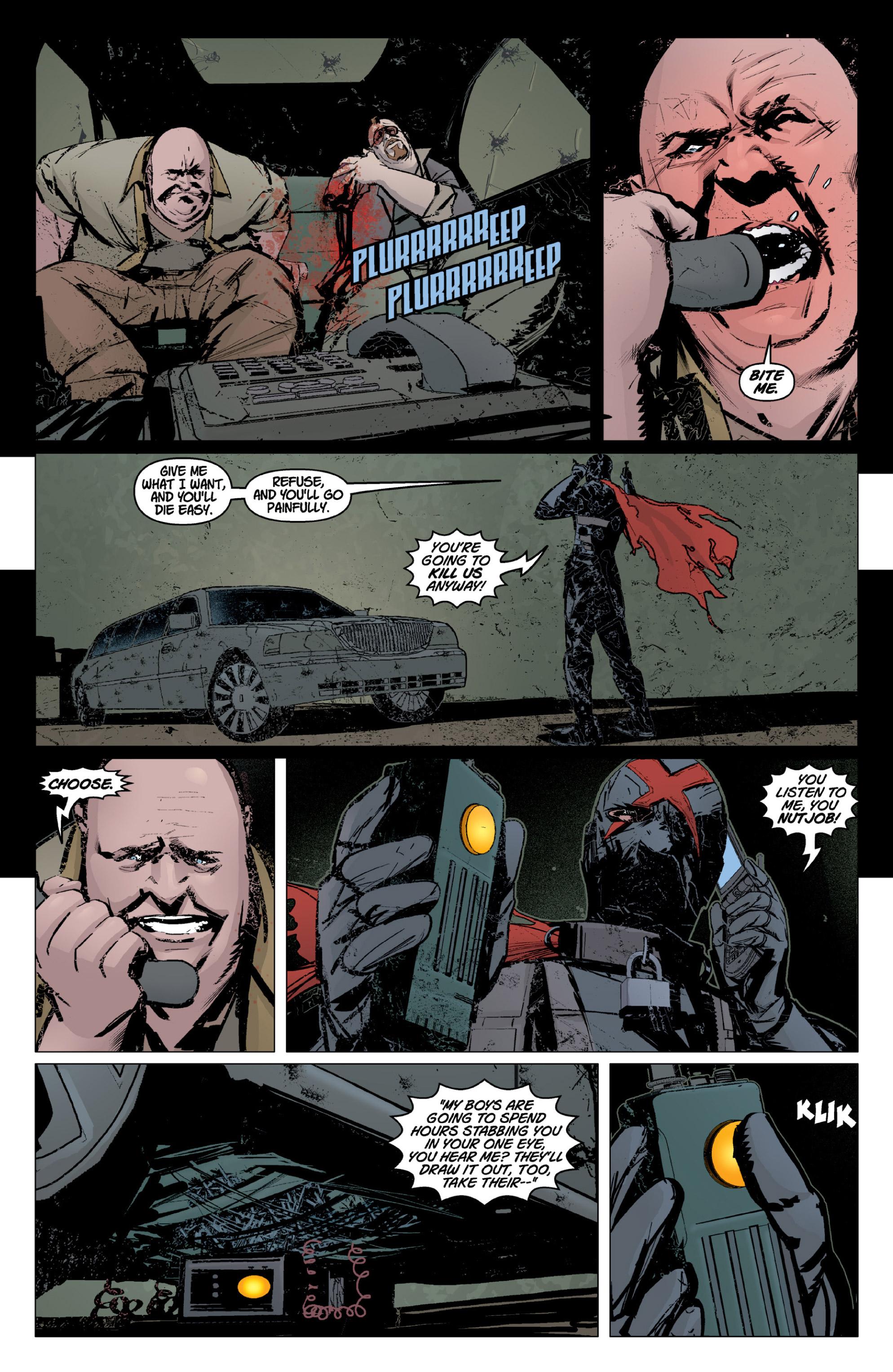 Read online X: Big Bad comic -  Issue # Full - 21