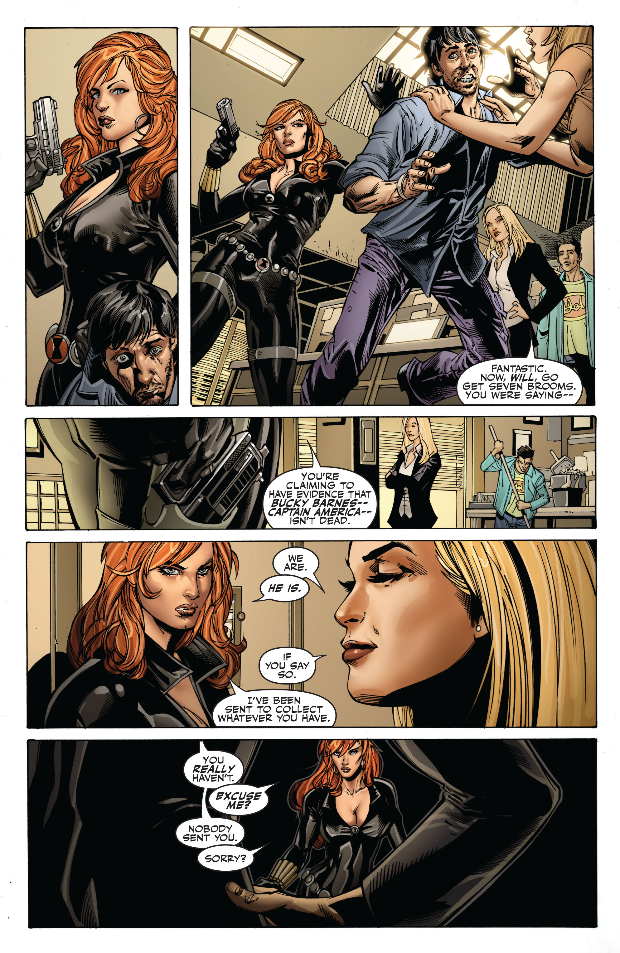 Read online Secret Avengers (2010) comic -  Issue #15 - 9