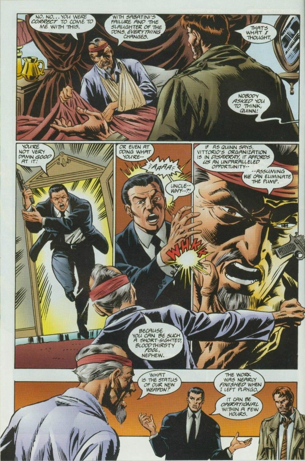 Read online Sludge comic -  Issue #9 - 16