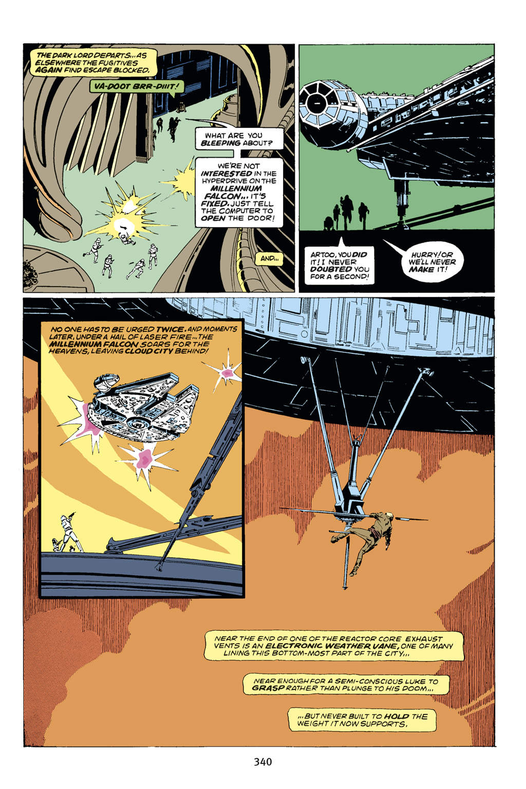 Read online Star Wars Omnibus comic -  Issue # Vol. 14 - 338