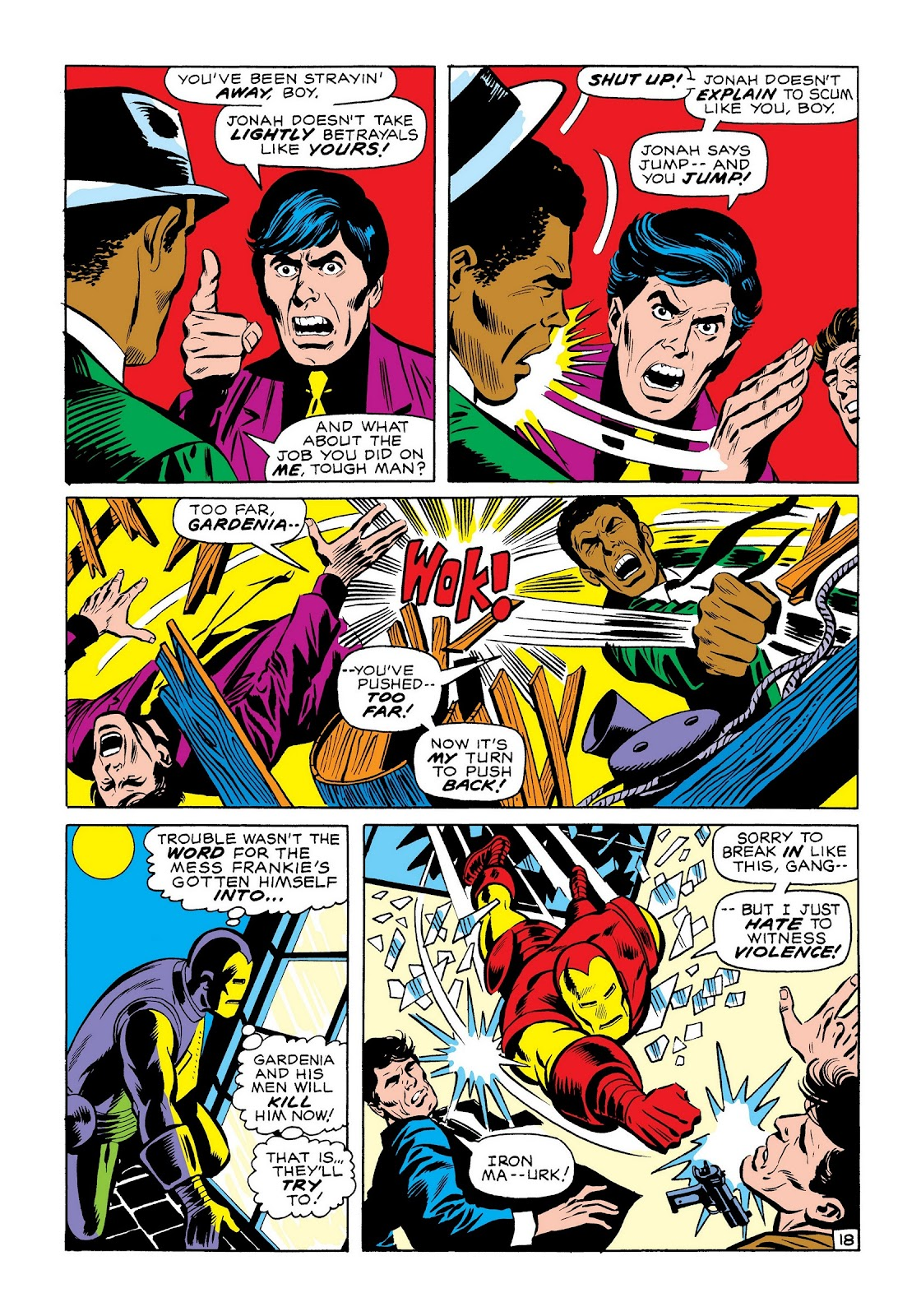 Read online Marvel Masterworks: The Invincible Iron Man comic -  Issue # TPB 7 (Part 3) - 86