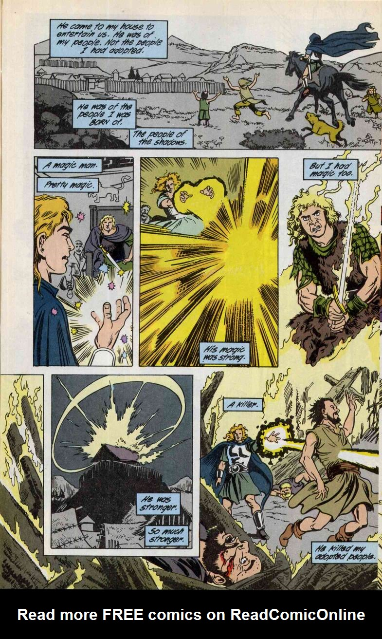 Read online Doctor Zero comic -  Issue #8 - 21
