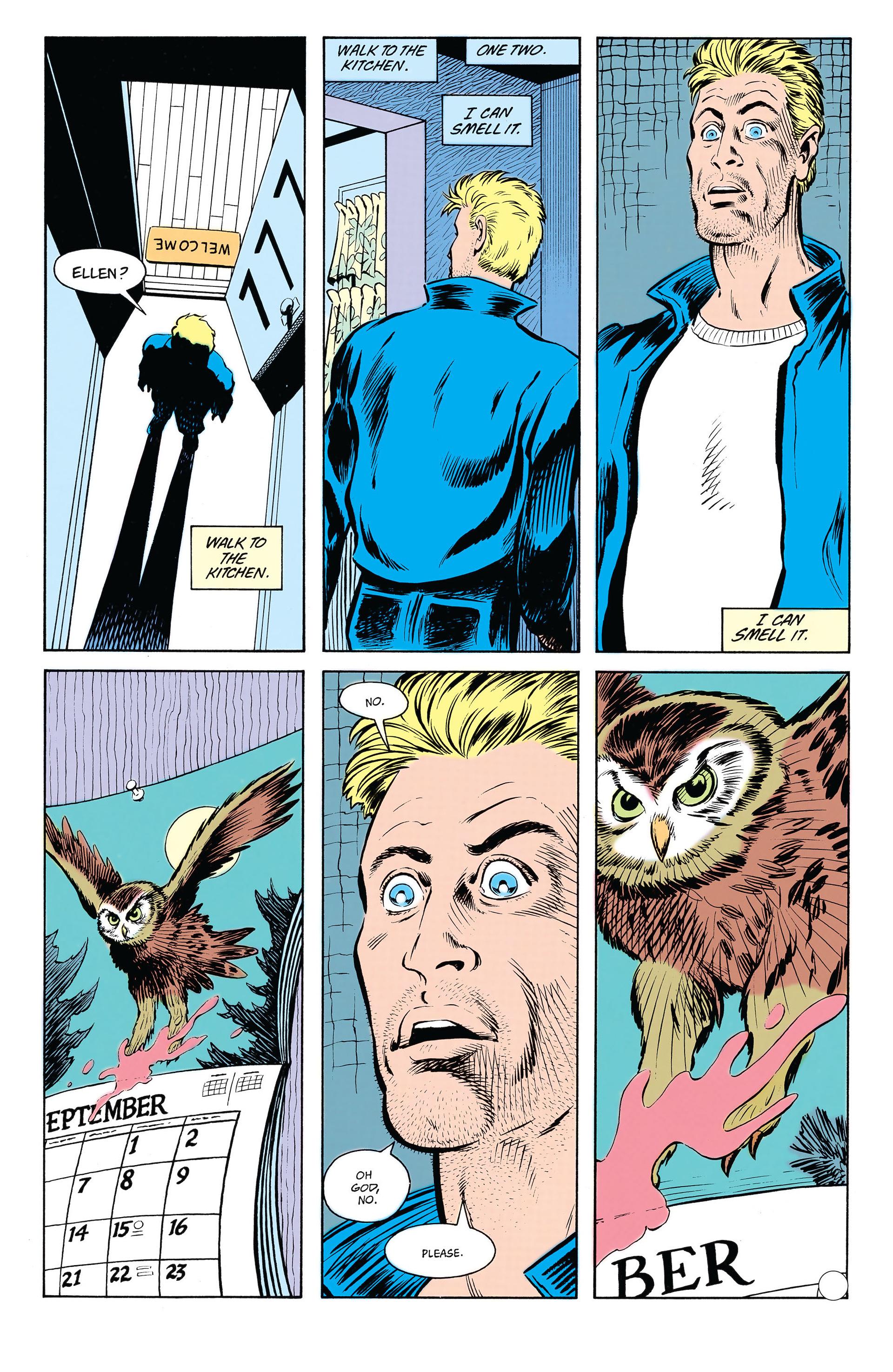 Read online Animal Man (1988) comic -  Issue #19 - 24