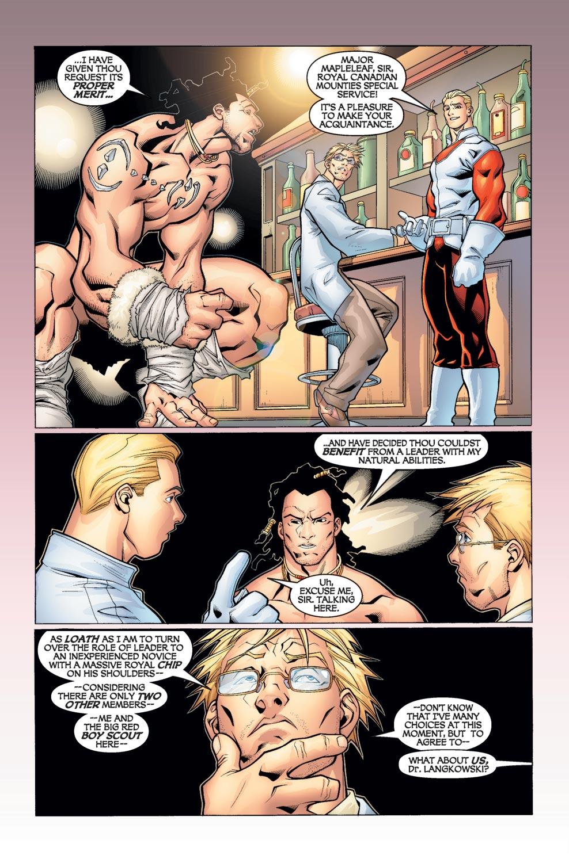 Read online Alpha Flight (2004) comic -  Issue #1 - 18